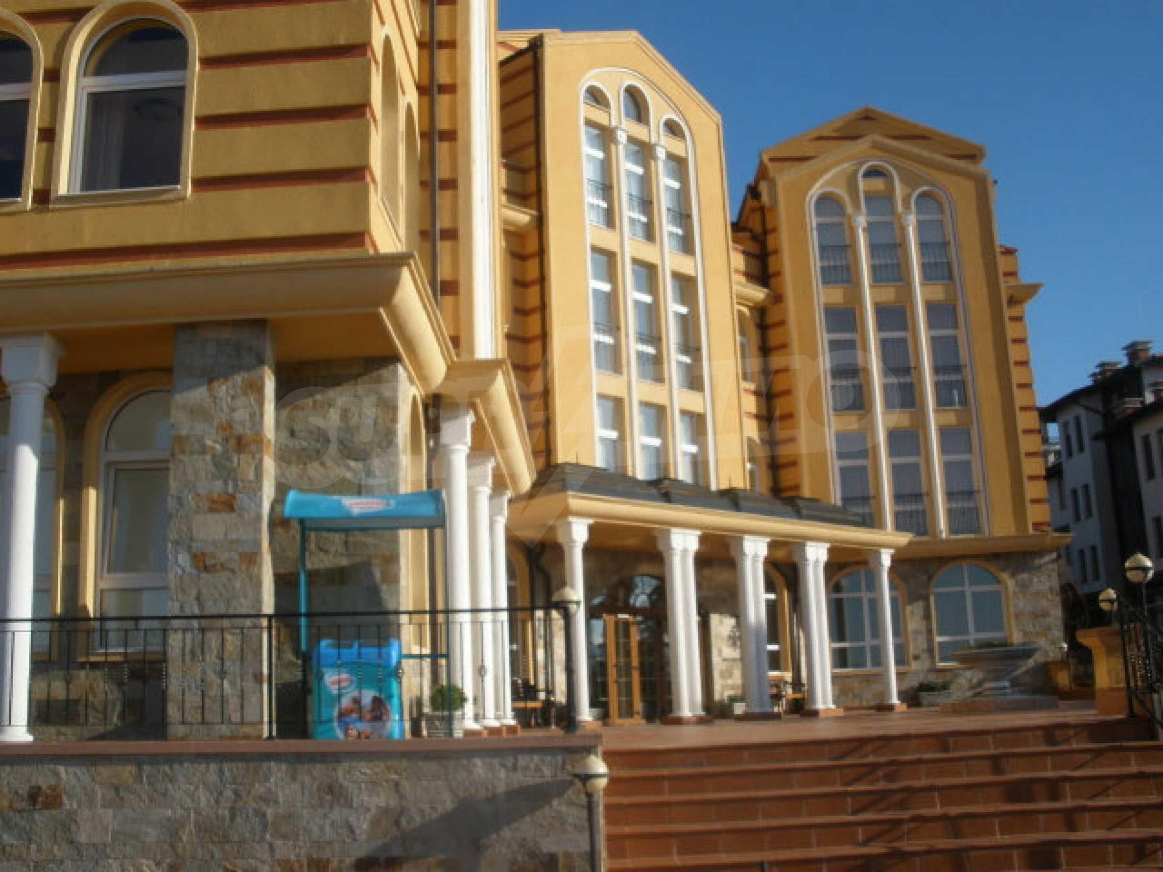 Трехкомнатный апартамент на продау в комплексе BIZANTIUM в Созополе 2