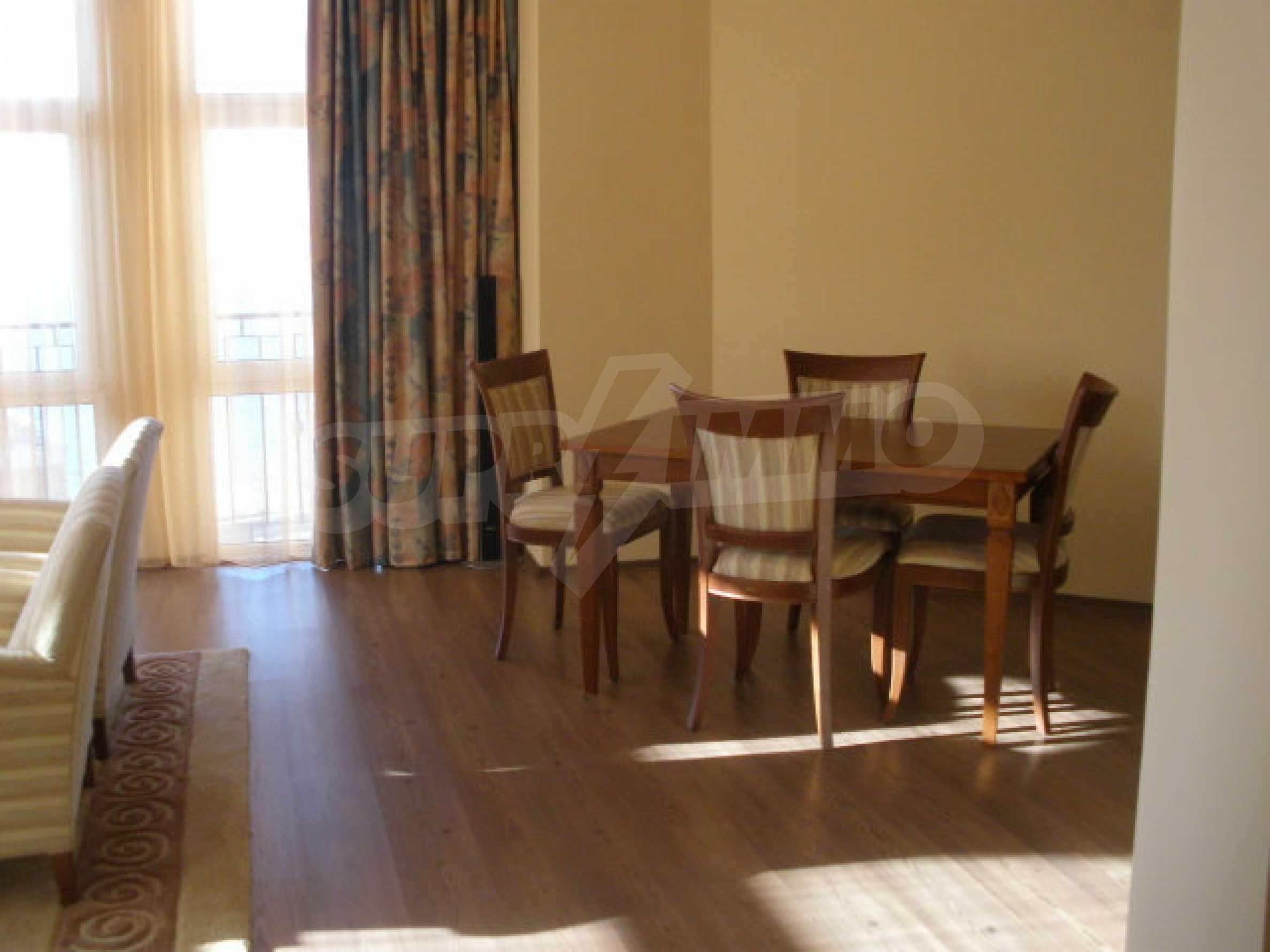 Трехкомнатный апартамент на продау в комплексе BIZANTIUM в Созополе 5
