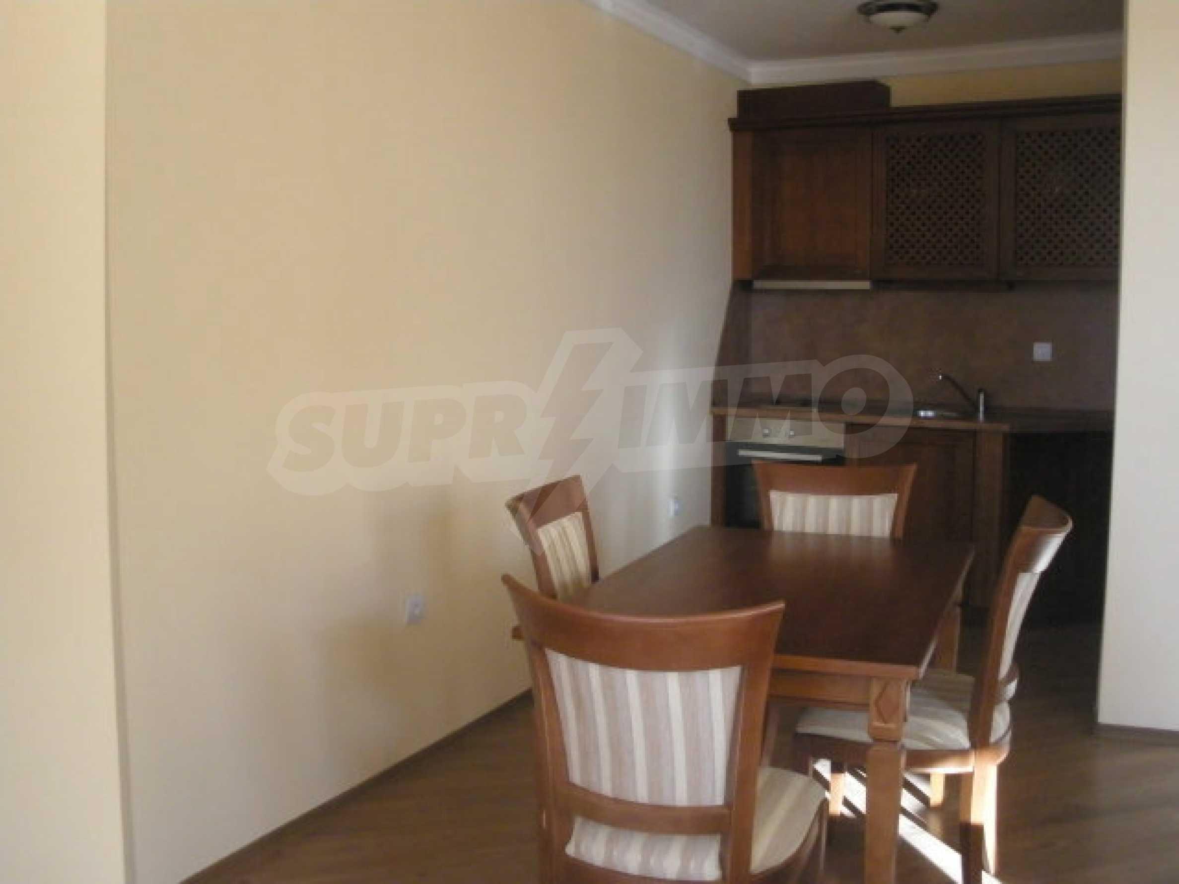 Трехкомнатный апартамент на продау в комплексе BIZANTIUM в Созополе 6