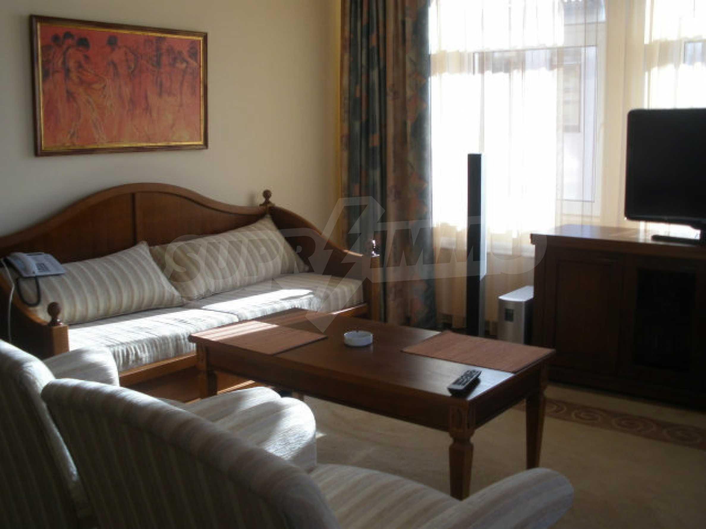 Трехкомнатный апартамент на продау в комплексе BIZANTIUM в Созополе 8