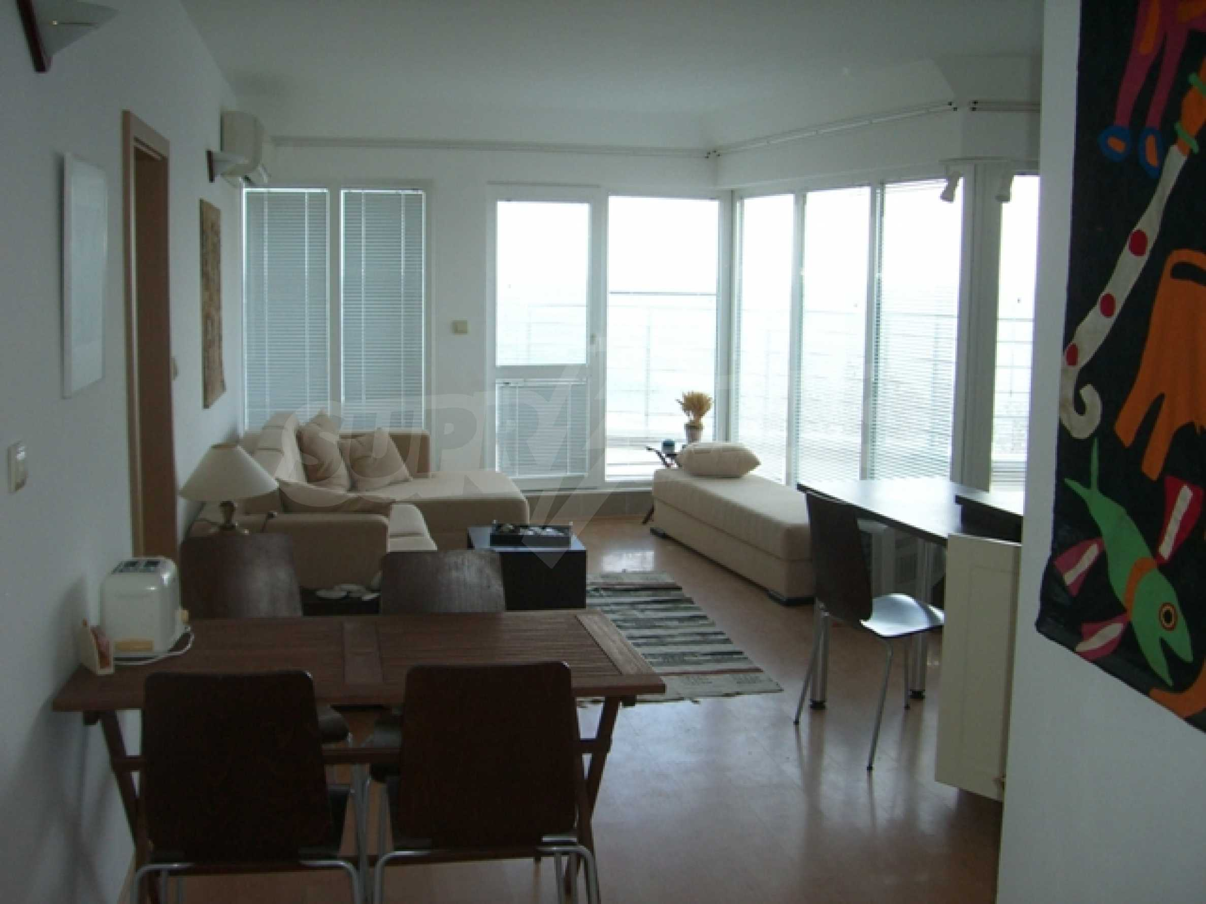 Two-bedroom apartment in Sunny House Complex 9