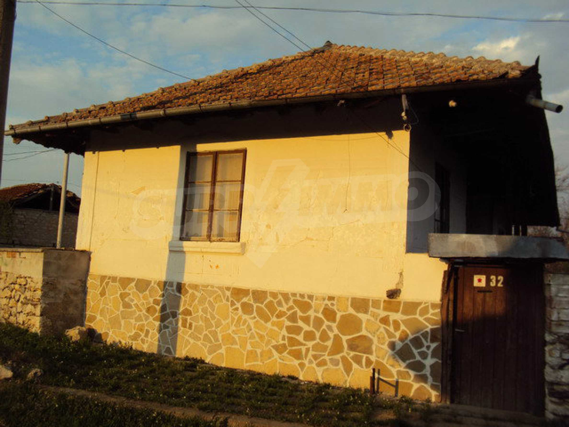 House with spacious garden is located in a beautiful and well developed village 30 km. from Veliko Tarnovo 26