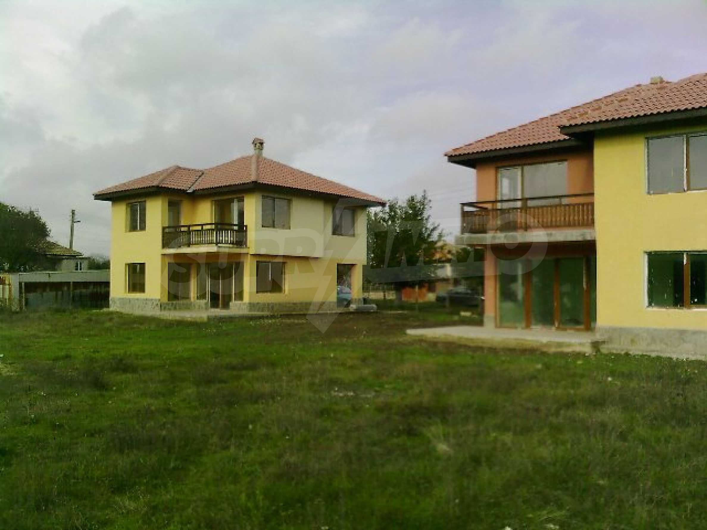 Gurkovo houses