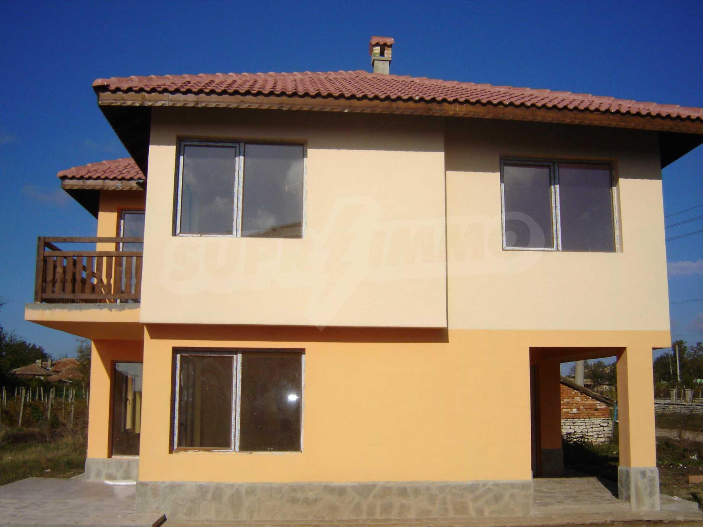 Gurkovo houses 9