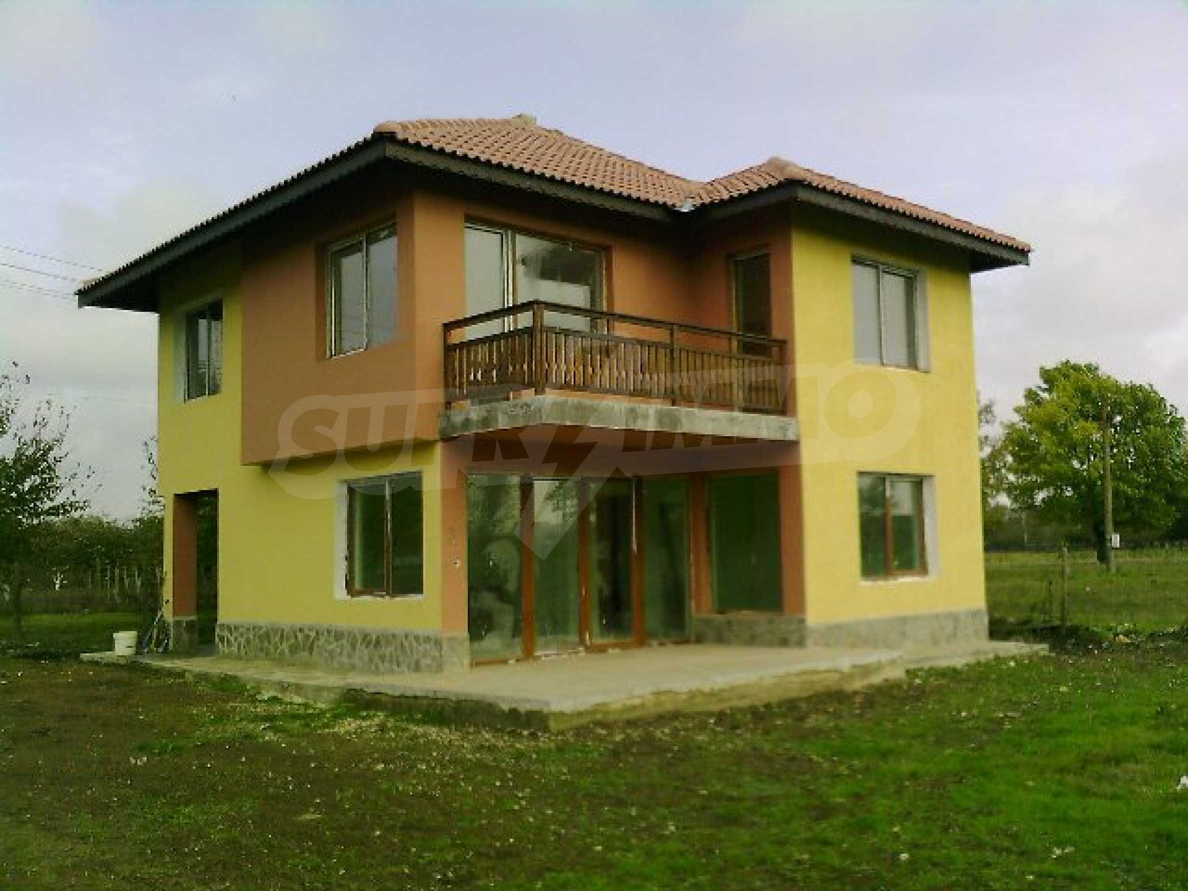 Gurkovo houses 1
