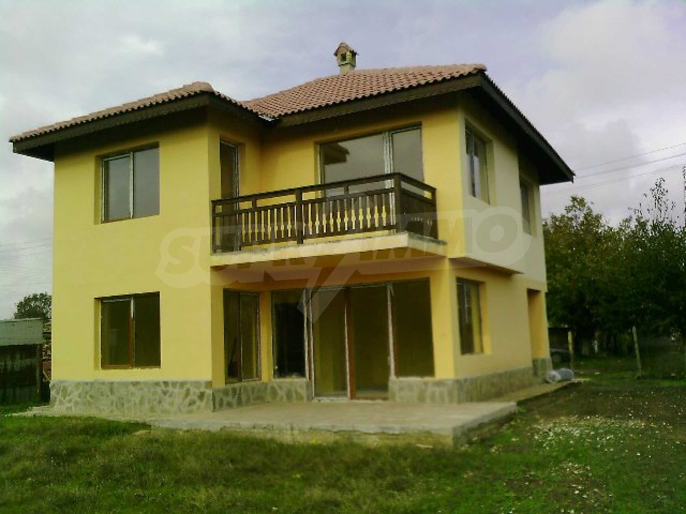 Gurkovo houses 2