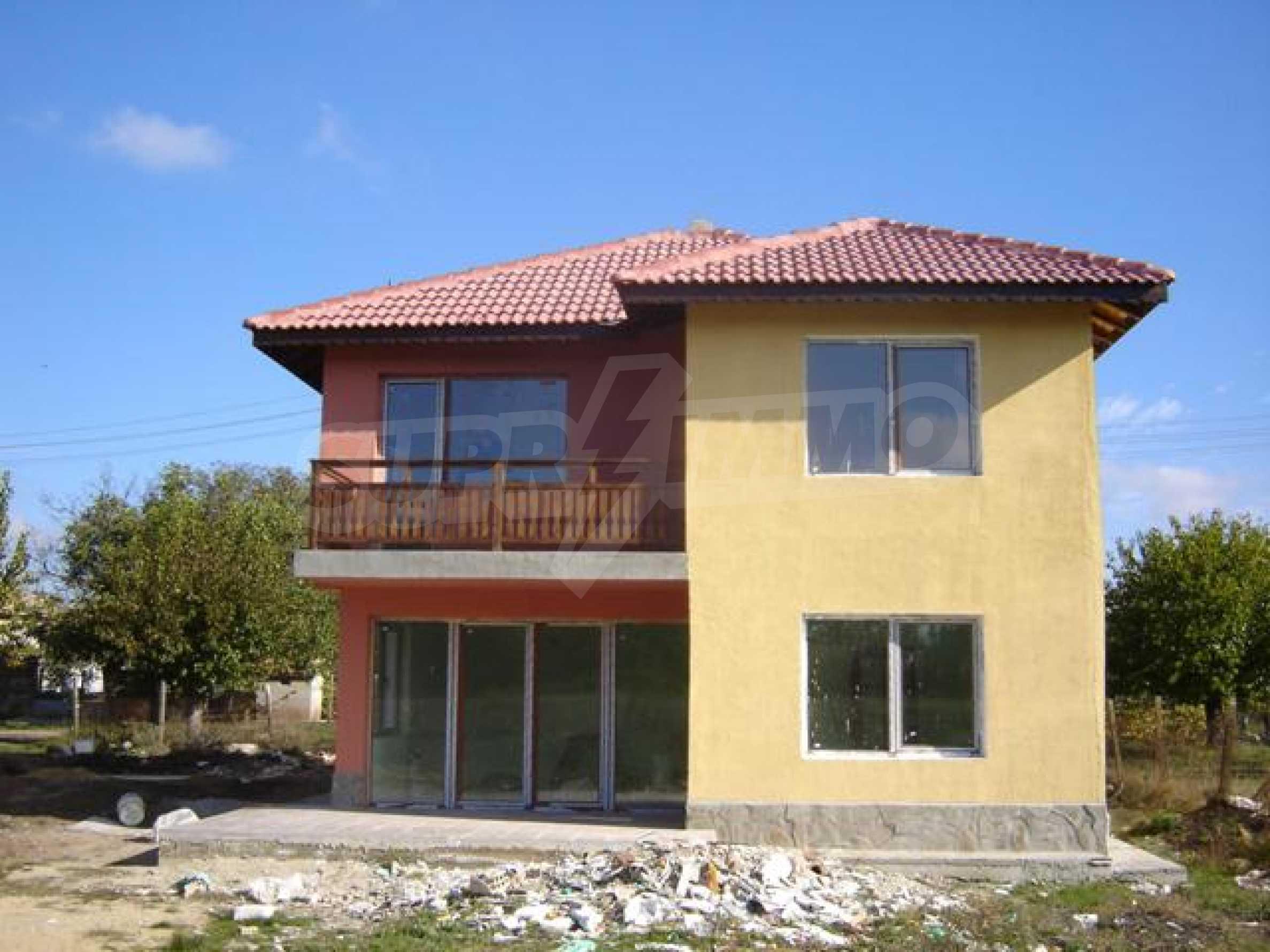 Gurkovo houses 3