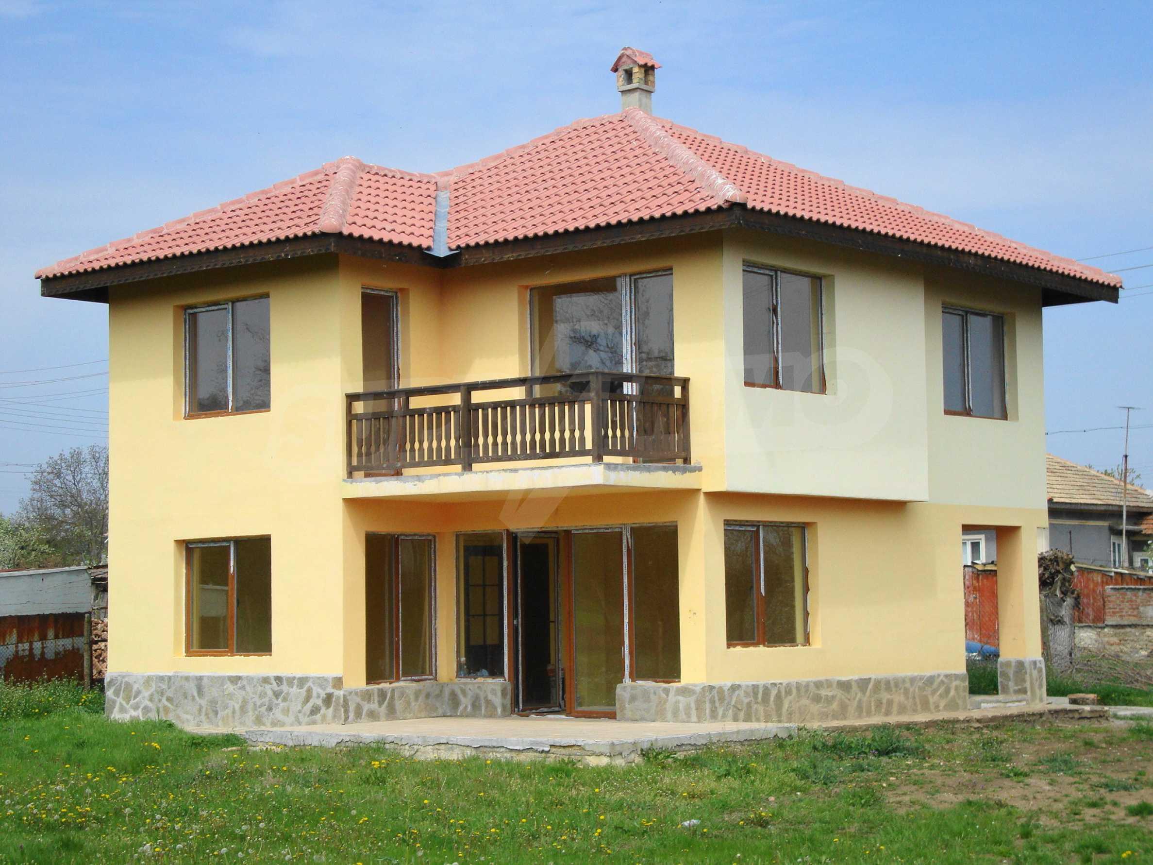Gurkovo houses 8