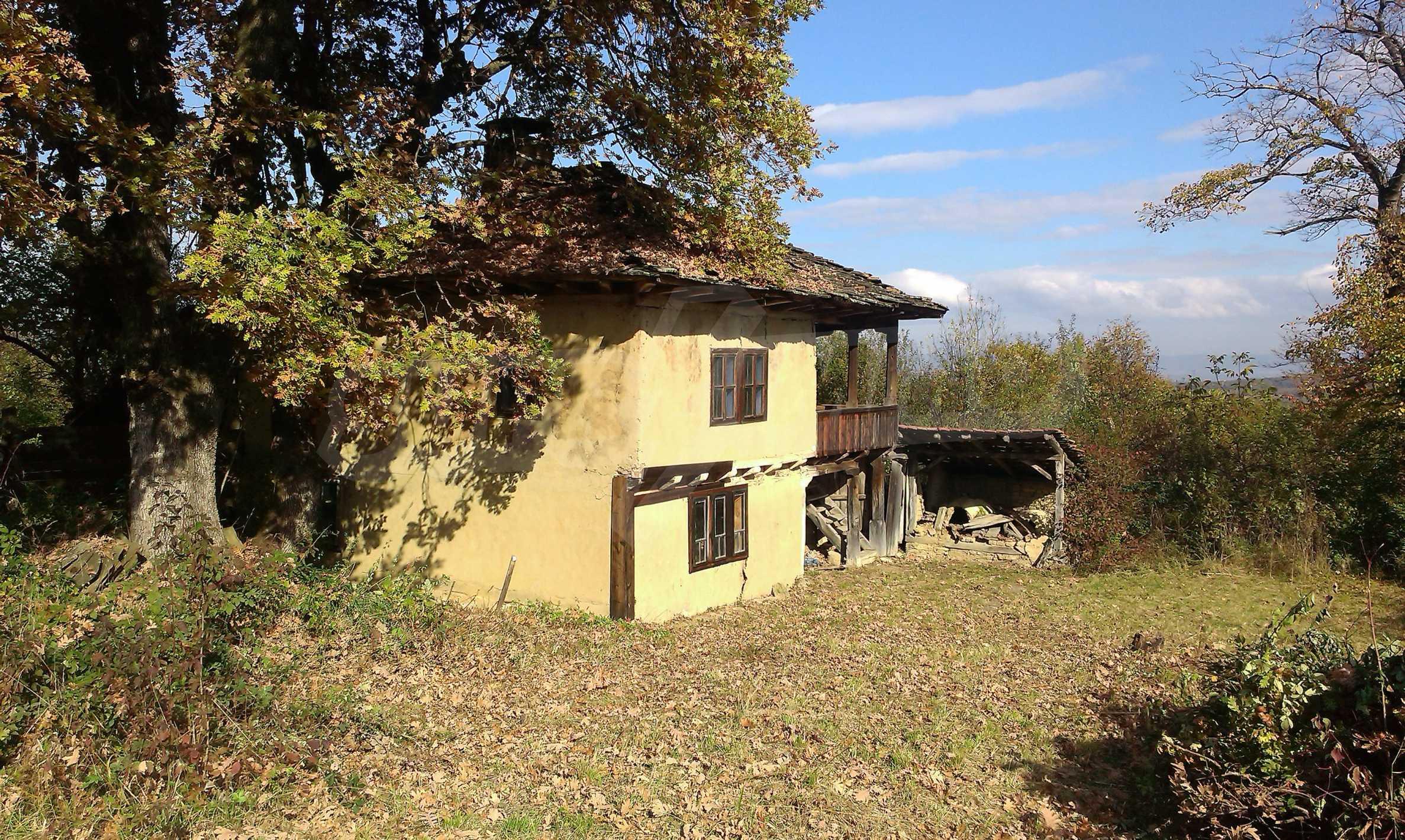 Двуетажна къща в красиво планинско село, до езеро 28