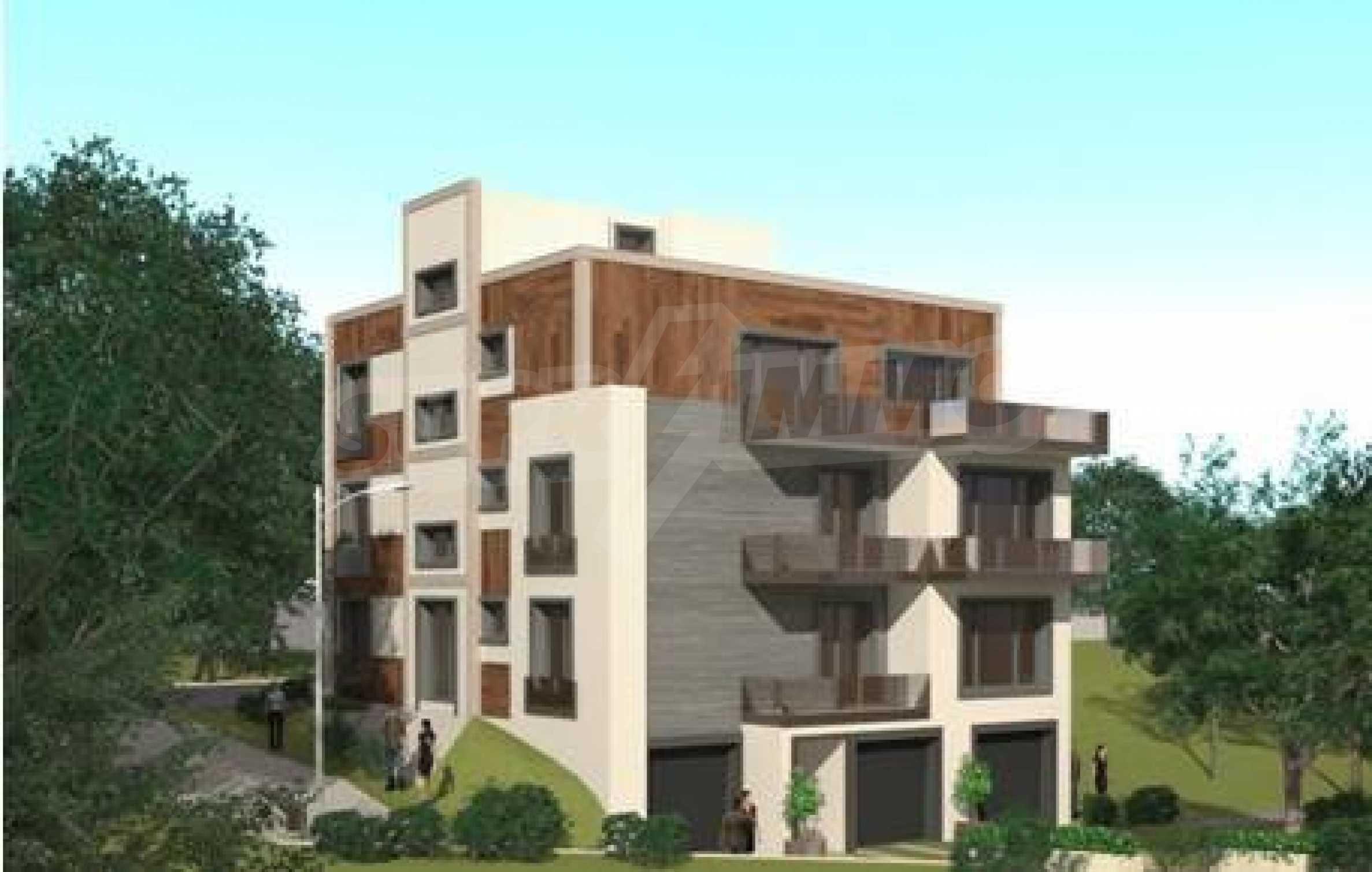 Панорамен многостаен апартамент с големи тераси, кв. Драгалевци