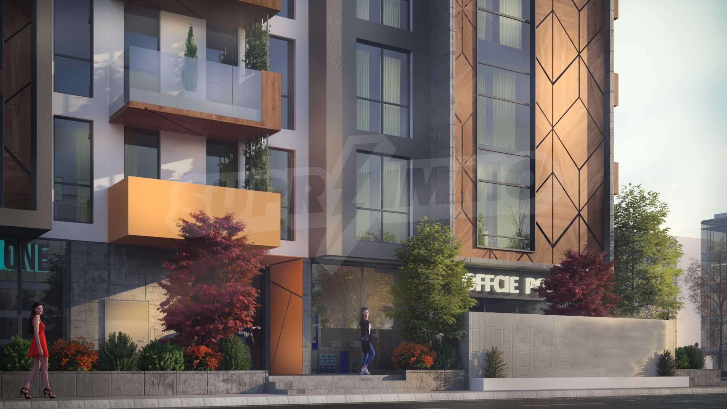 Ексклузивен комплекс на отлична локация в близост до бъдеща метростанция  17