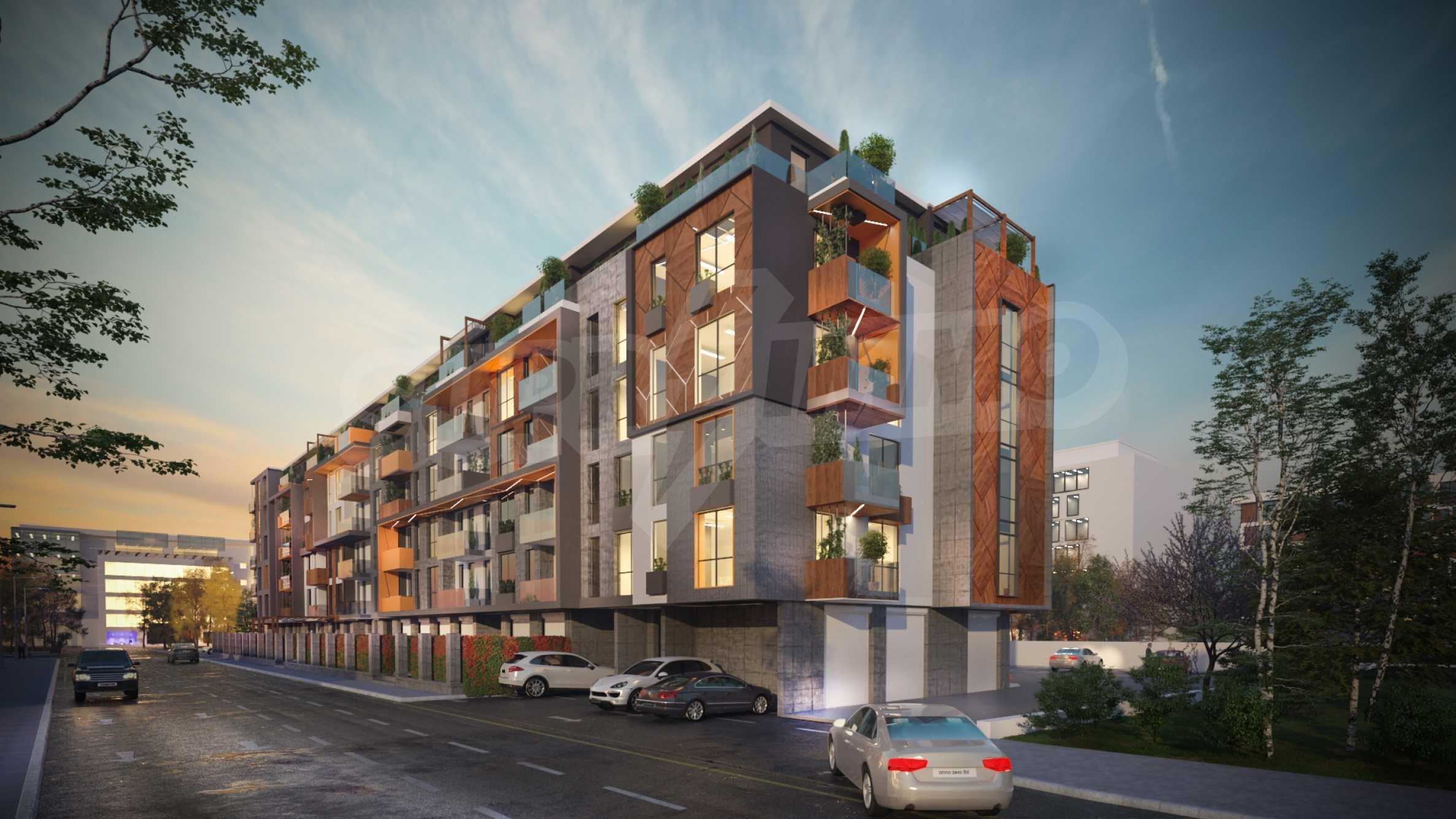 Ексклузивен комплекс на отлична локация в близост до бъдеща метростанция  18
