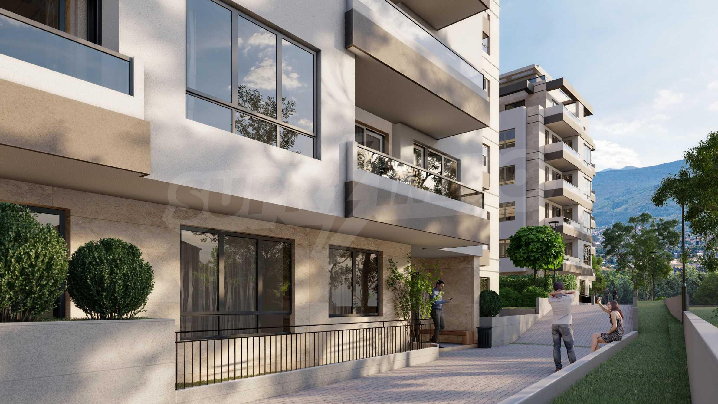 Привлекательная недвижимость в новом комплексе рядом с торговым центром Paradise и станцией метро 7