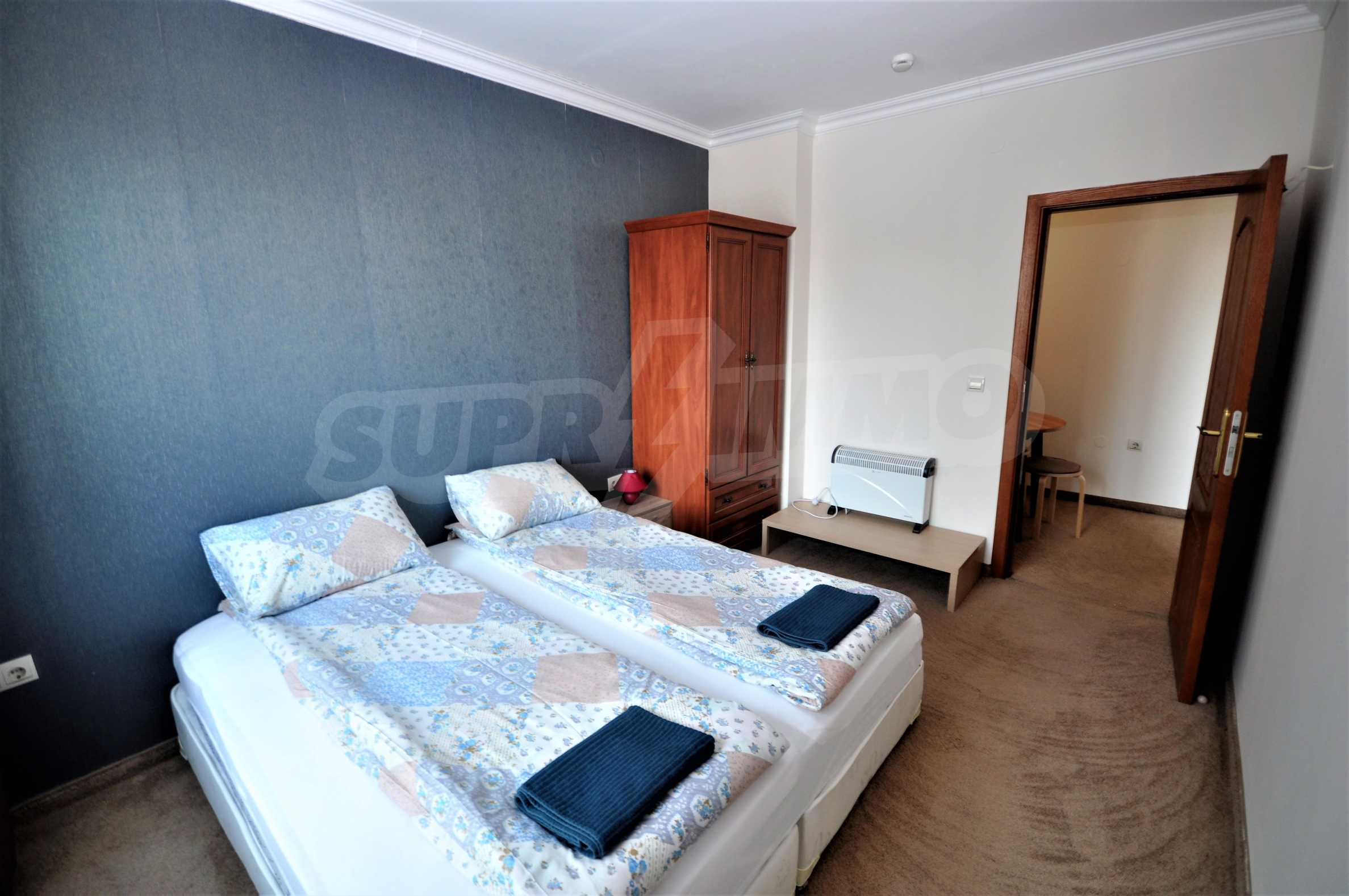 """Spacious two-bedroom apartment located in the """"Emerald"""" complex in Bansko 9"""