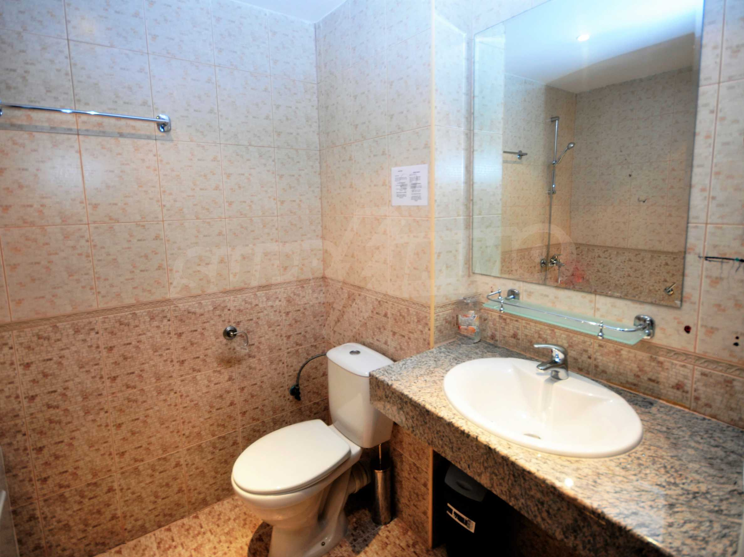 """Spacious two-bedroom apartment located in the """"Emerald"""" complex in Bansko 5"""