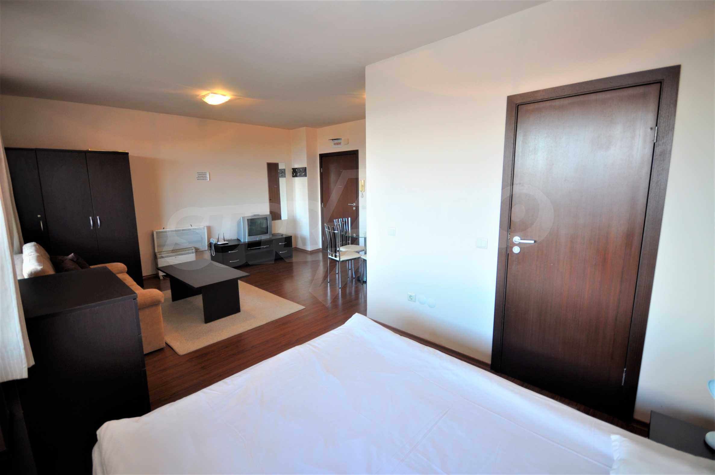 Furnished studio only meters away from the ski lift in Bansko 4