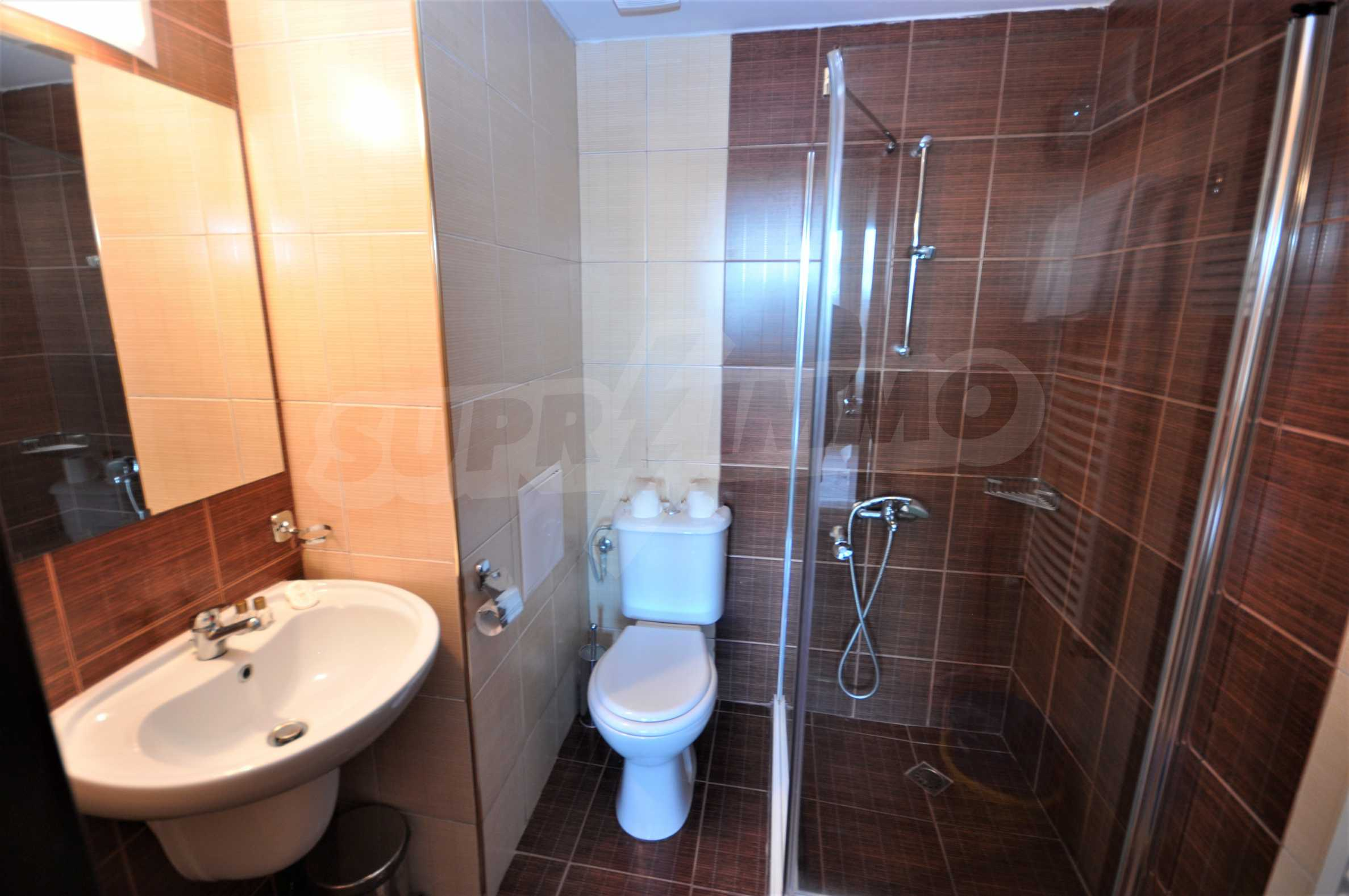 Furnished studio only meters away from the ski lift in Bansko 5