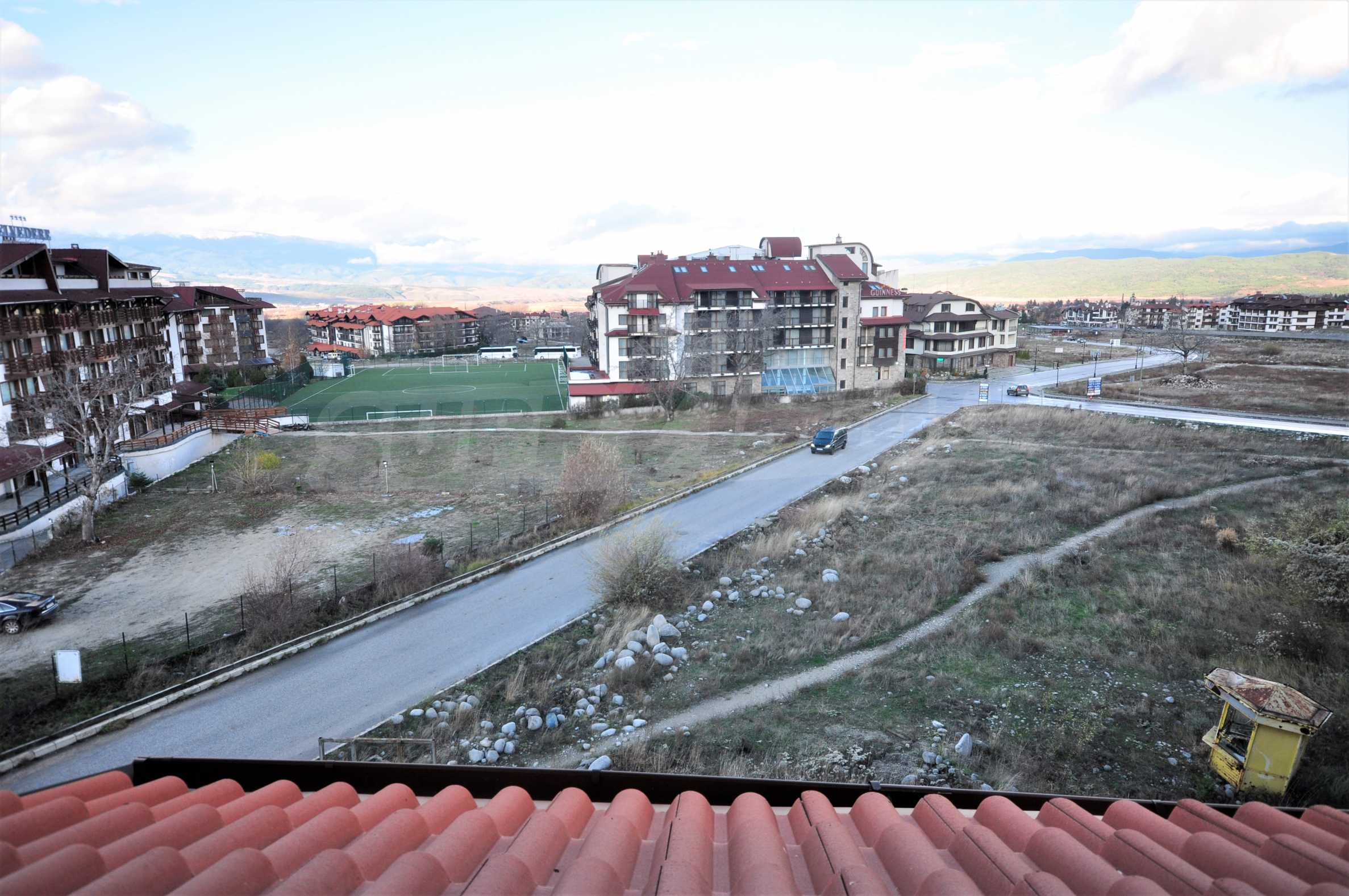 Furnished studio only meters away from the ski lift in Bansko 7
