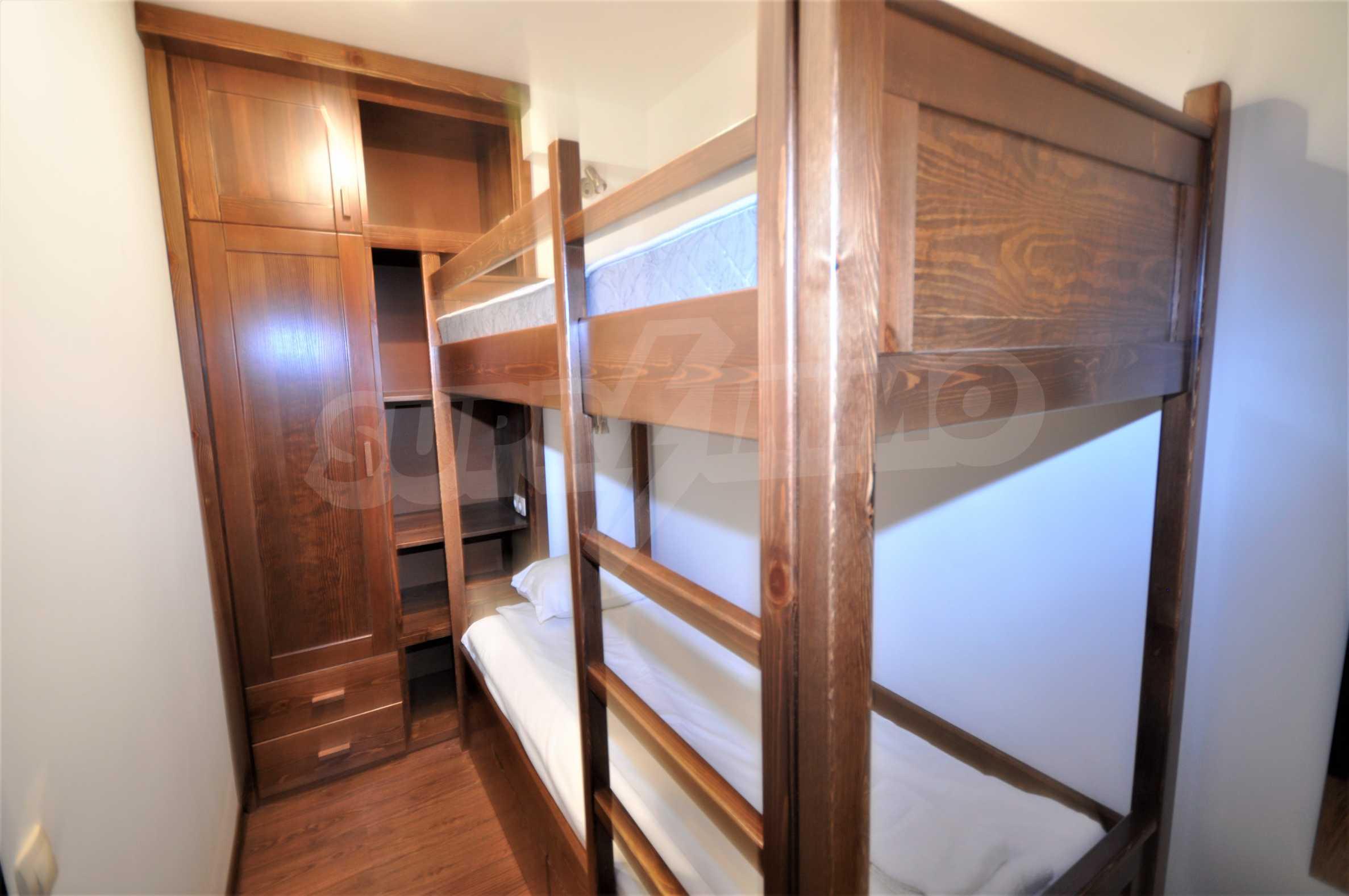 Spacious two-bedroom apartment near the ski lift in Bansko 4