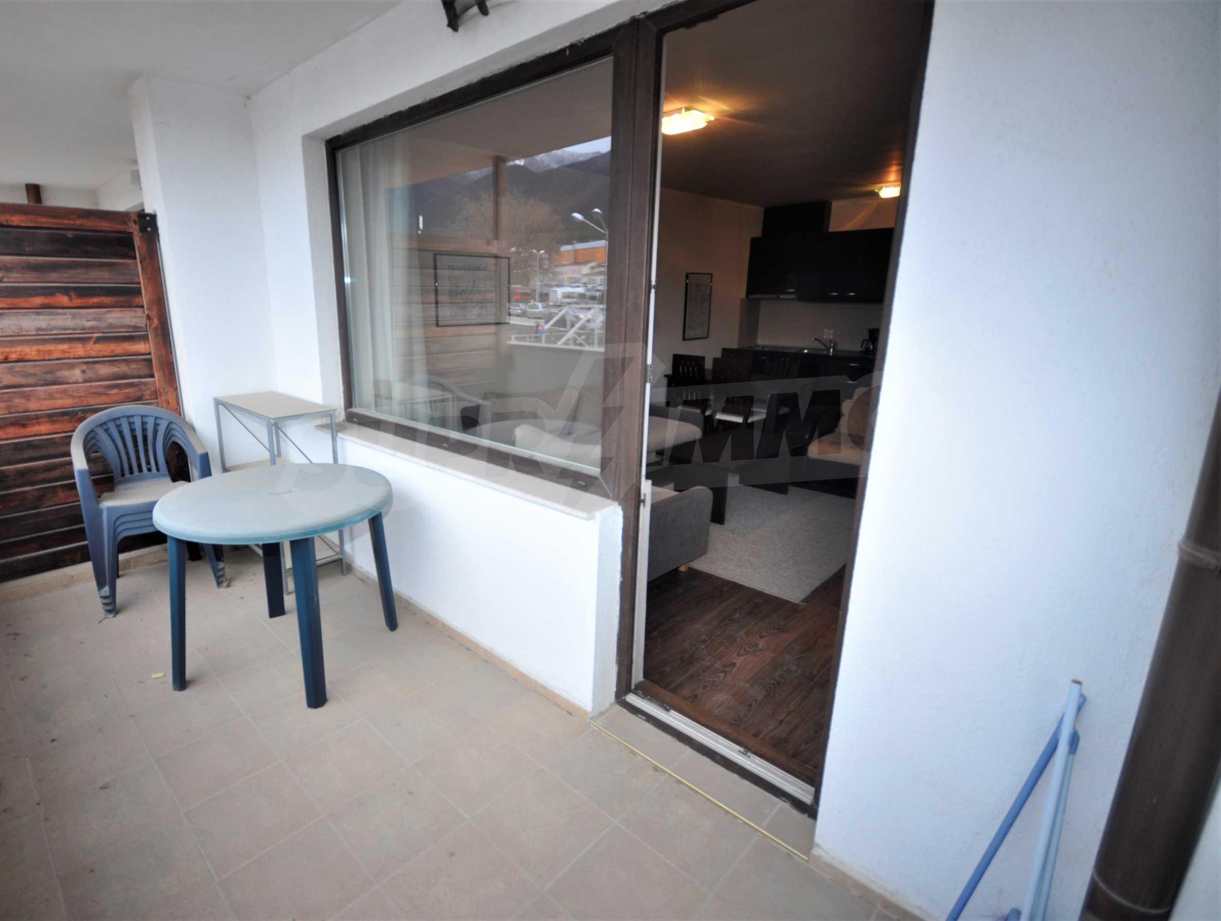 Spacious two-bedroom apartment near the ski lift in Bansko 5