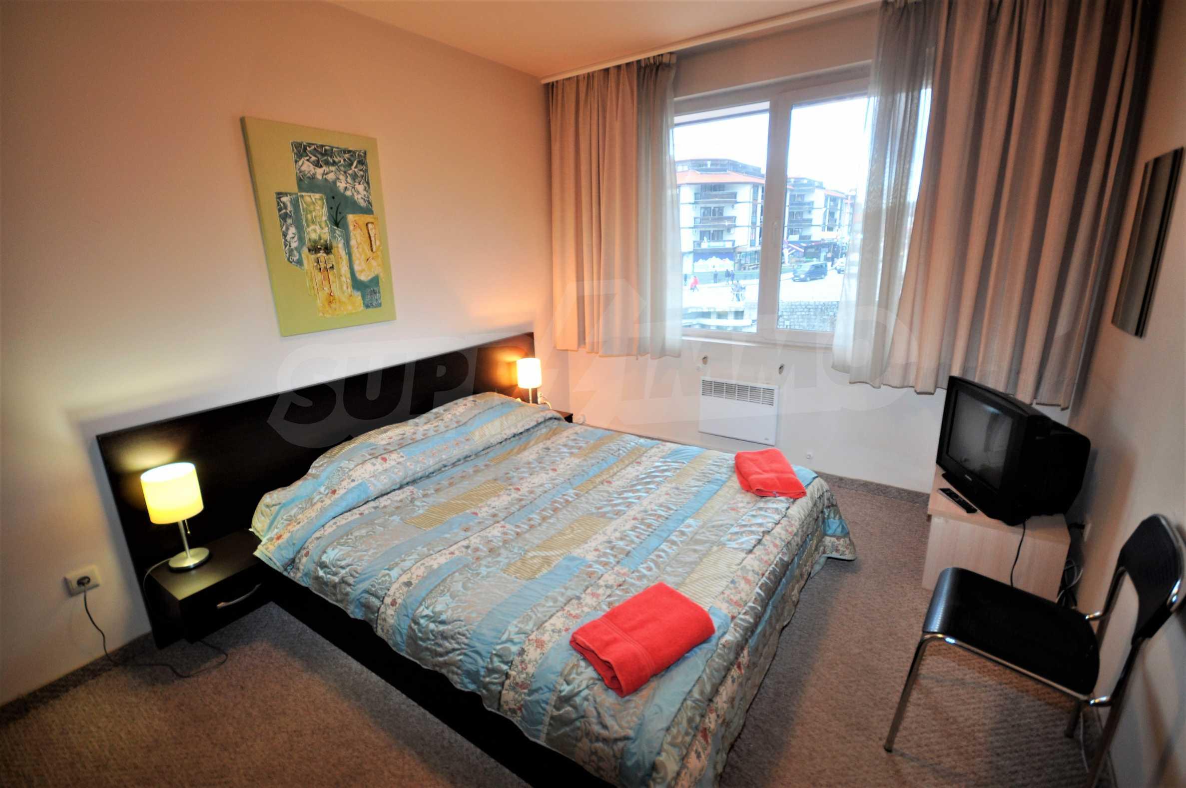 Spacious two-bedroom apartment near the ski lift in Bansko 7