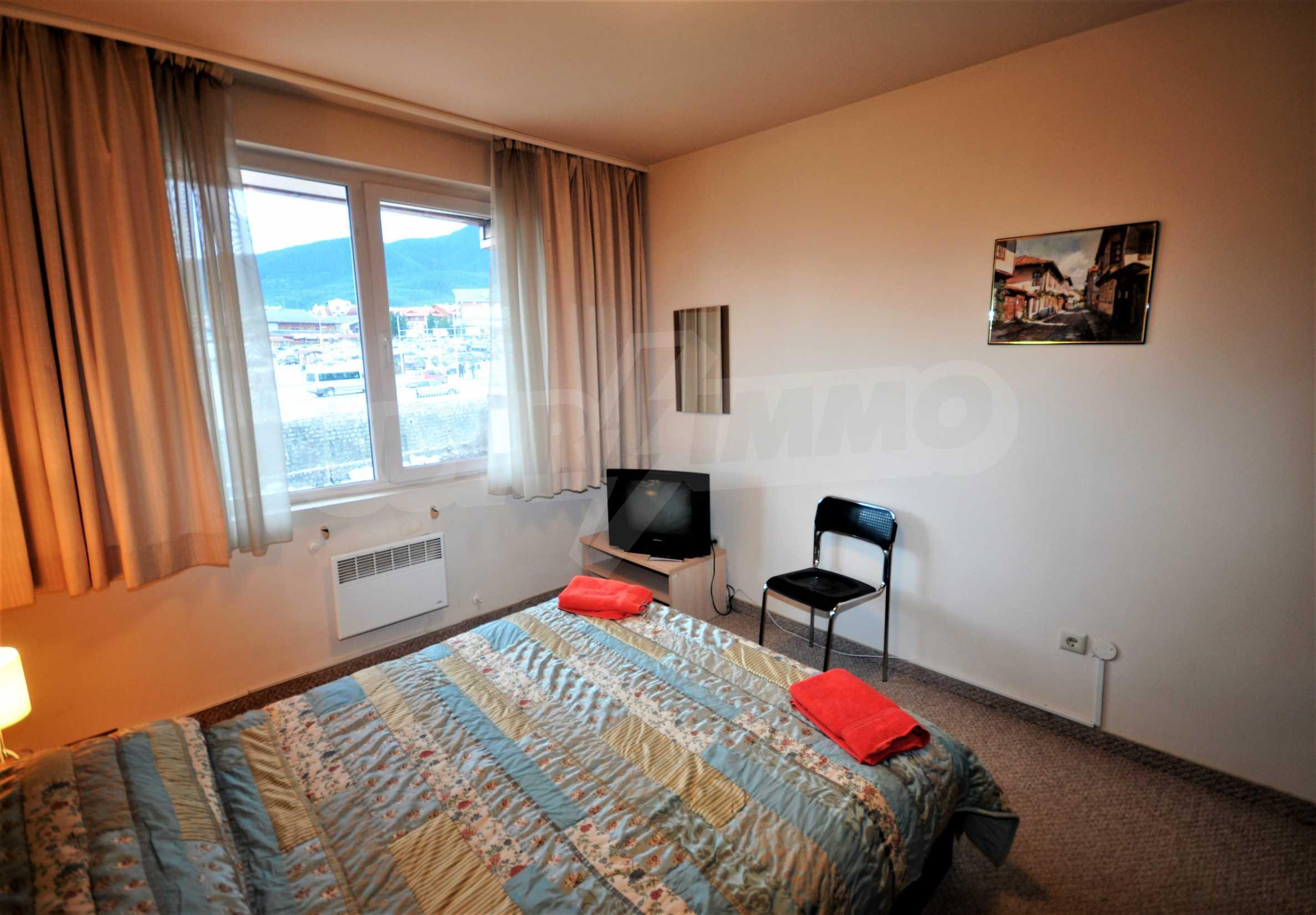 Spacious two-bedroom apartment near the ski lift in Bansko 8