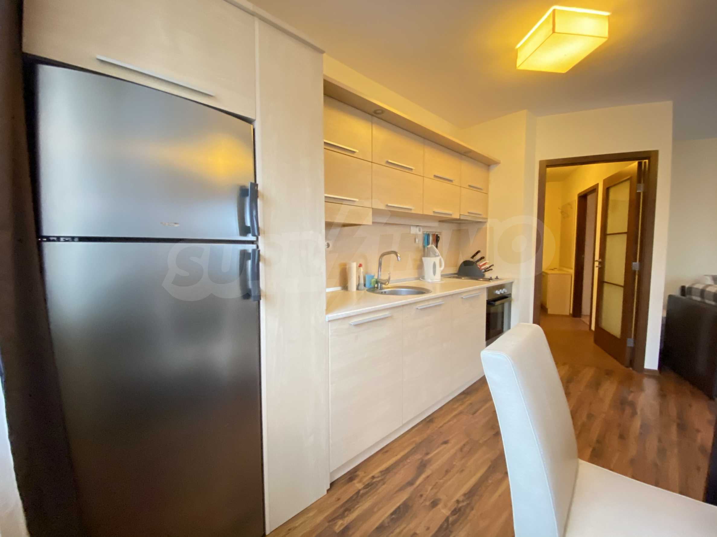Furnished one-bedroom apartment 150 m from the ski lift in Bansko 17