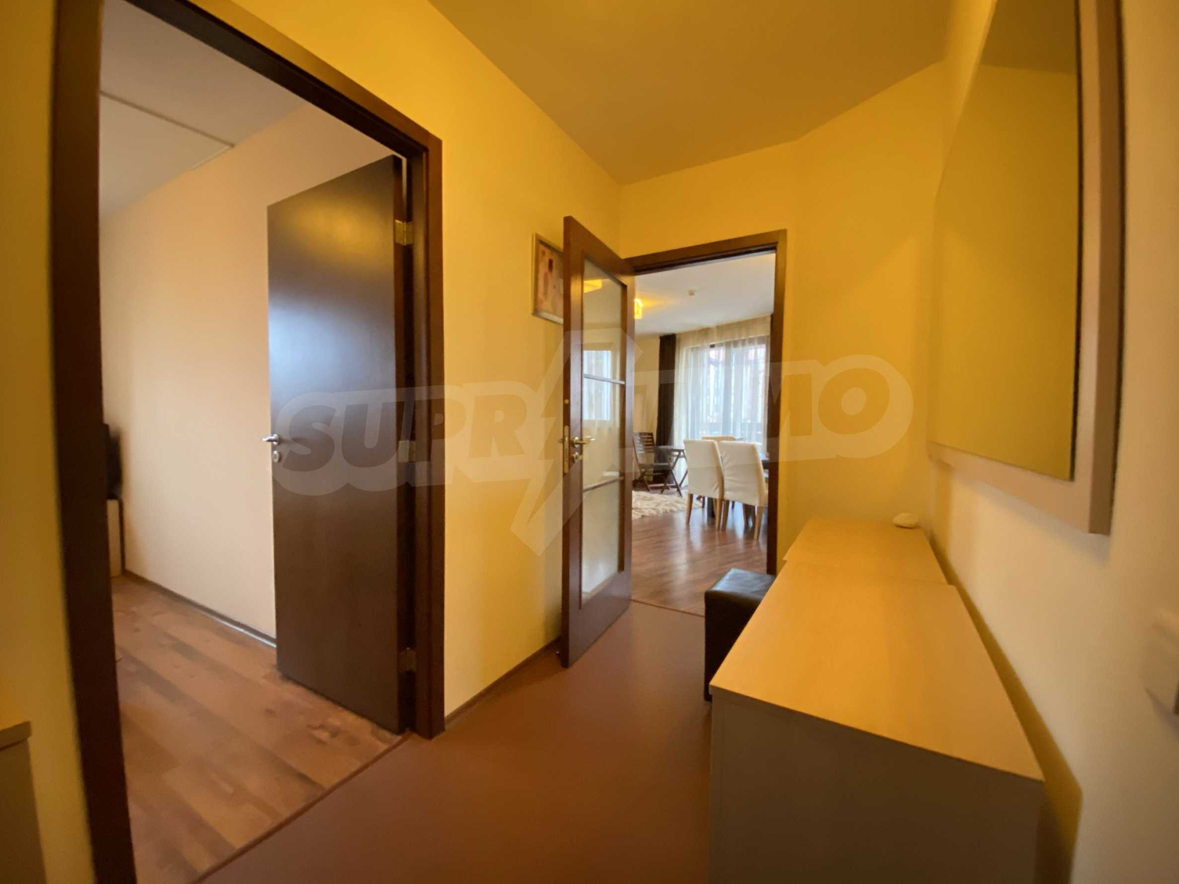 Furnished one-bedroom apartment 150 m from the ski lift in Bansko 6