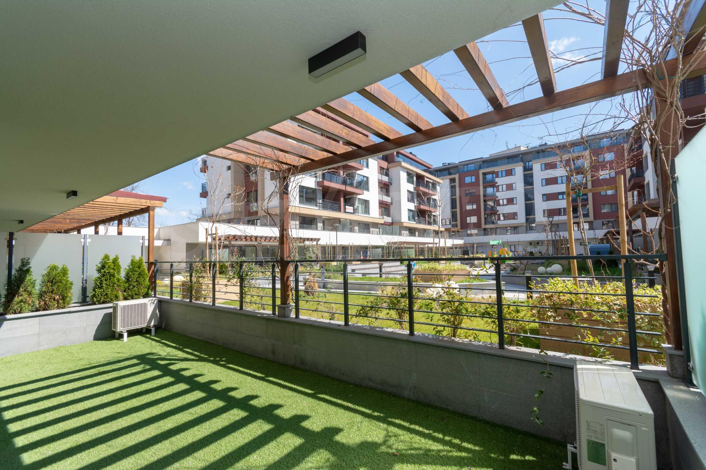 Двустаен апартамент в луксозна жилищна сграда на комуникативна локация в гр.Пловдив 11