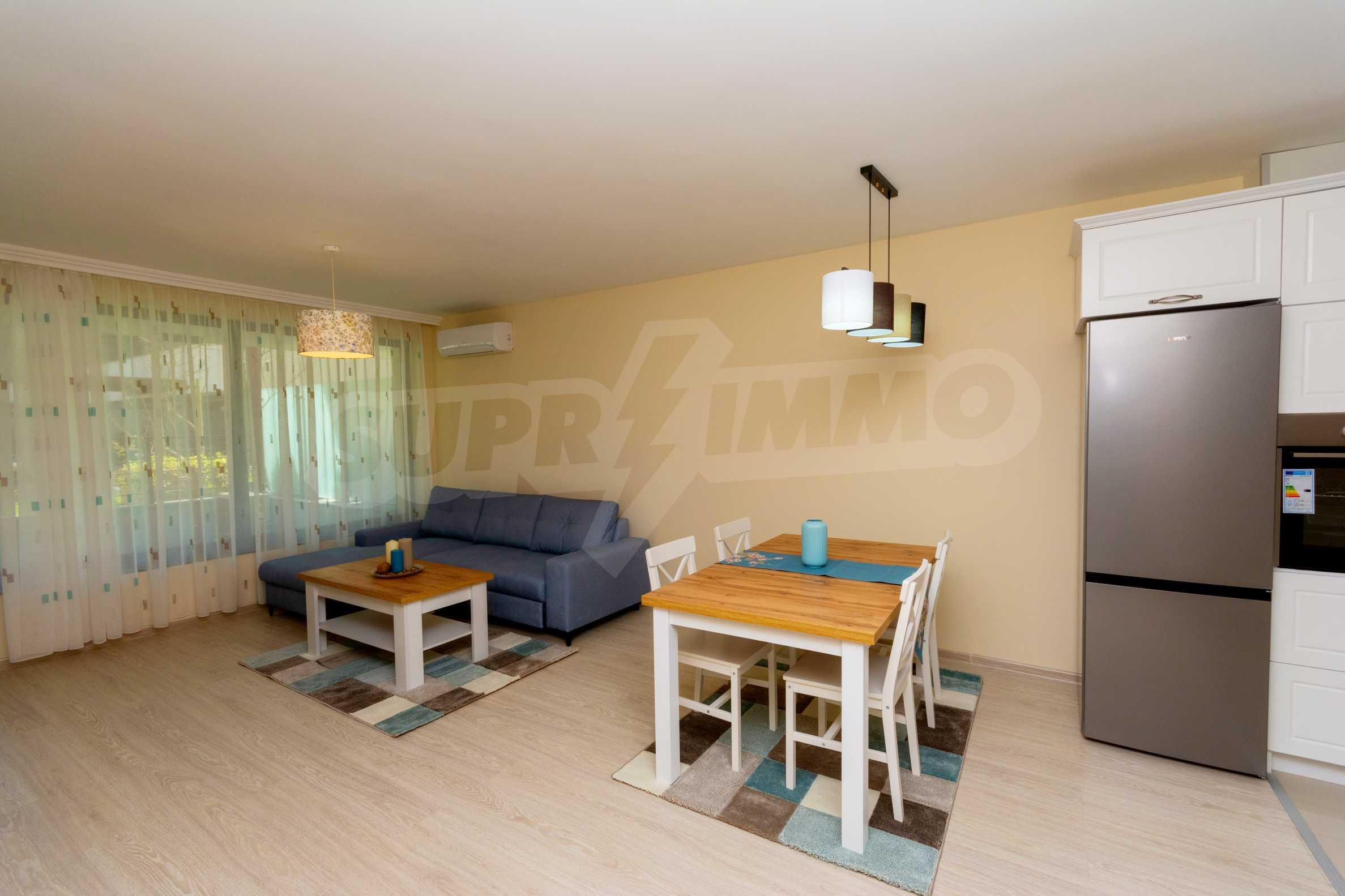 Двустаен апартамент в луксозна жилищна сграда на комуникативна локация в гр.Пловдив 2