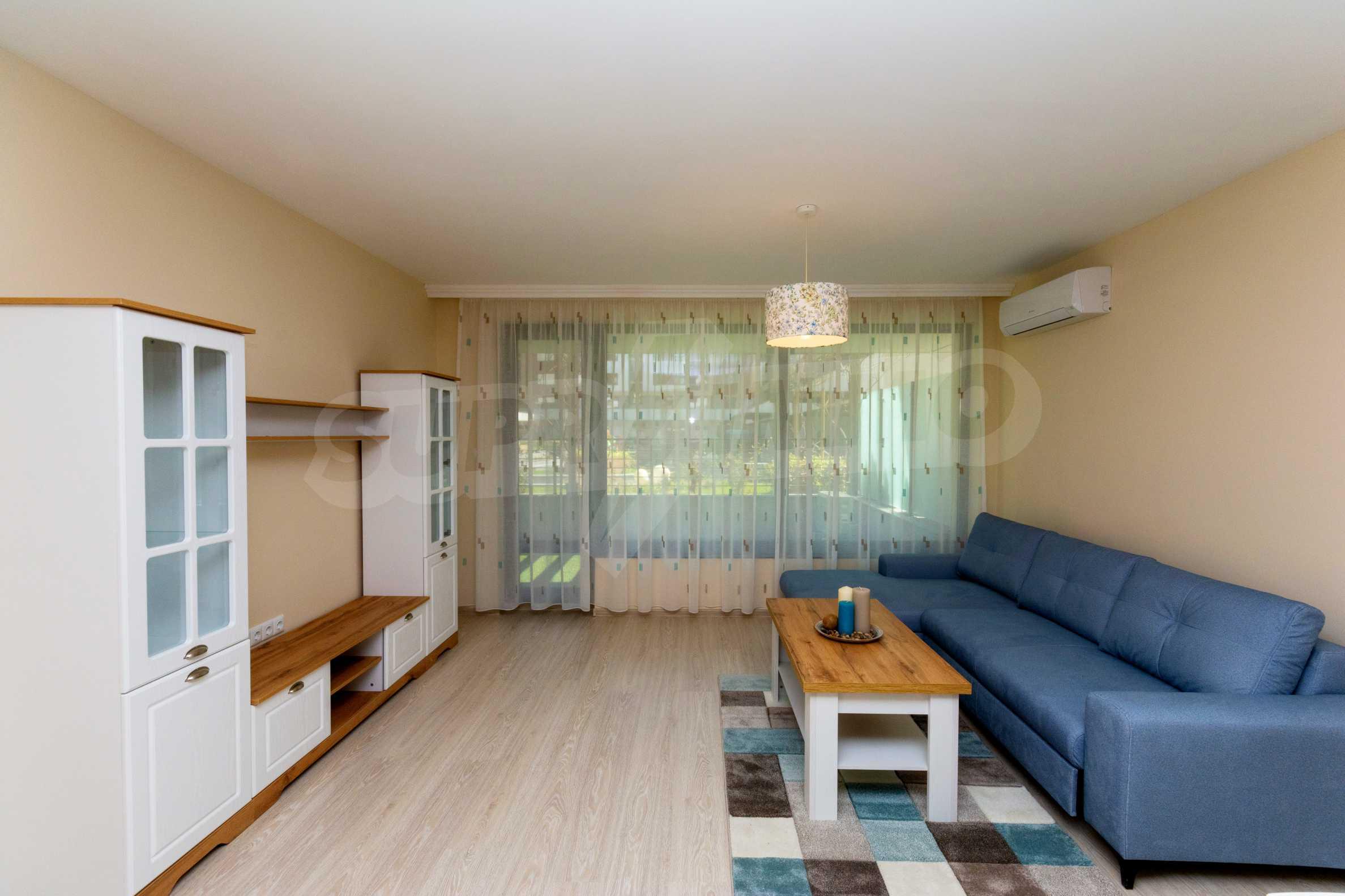 Двустаен апартамент в луксозна жилищна сграда на комуникативна локация в гр.Пловдив