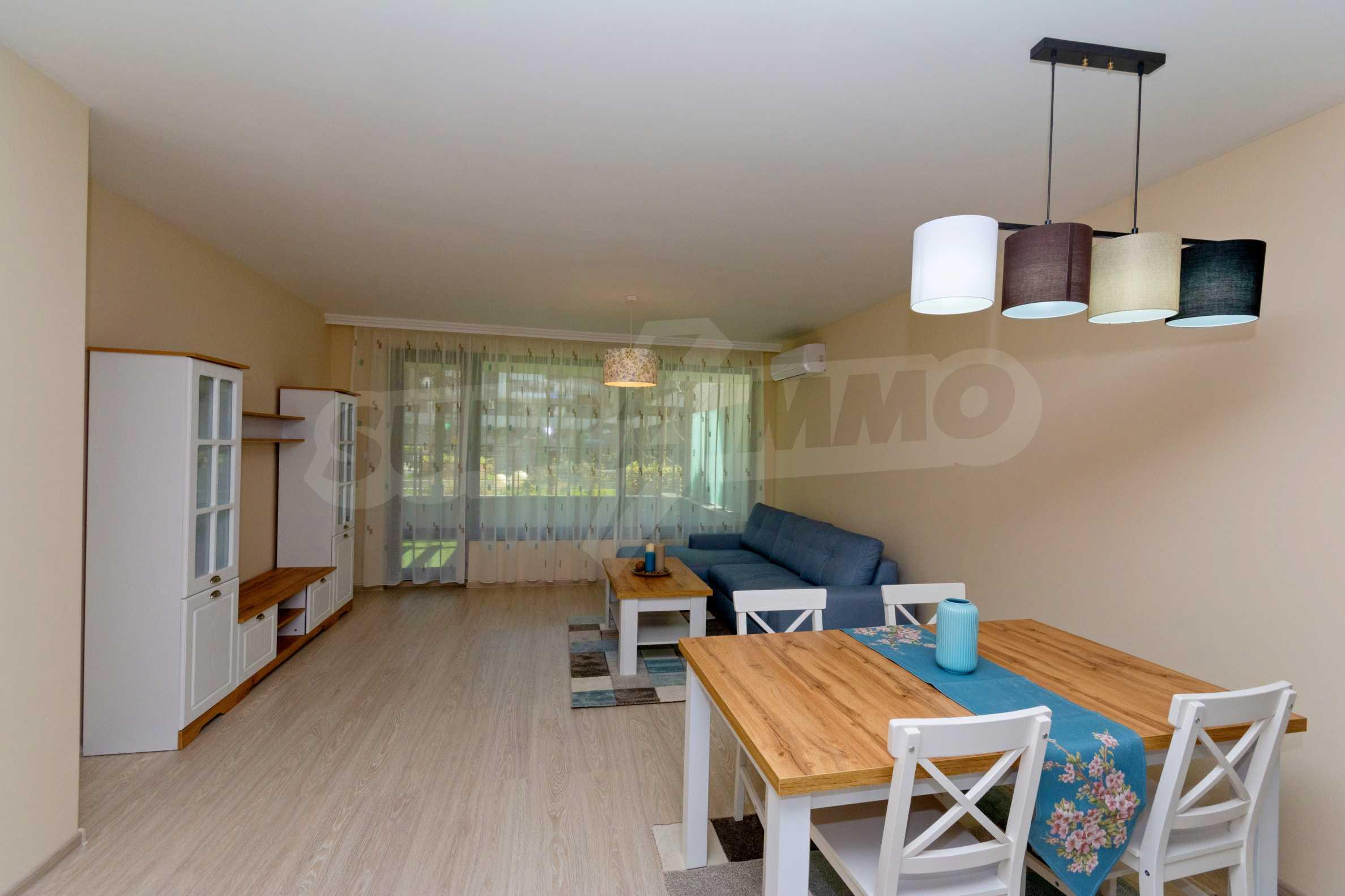 Двустаен апартамент в луксозна жилищна сграда на комуникативна локация в гр.Пловдив 1