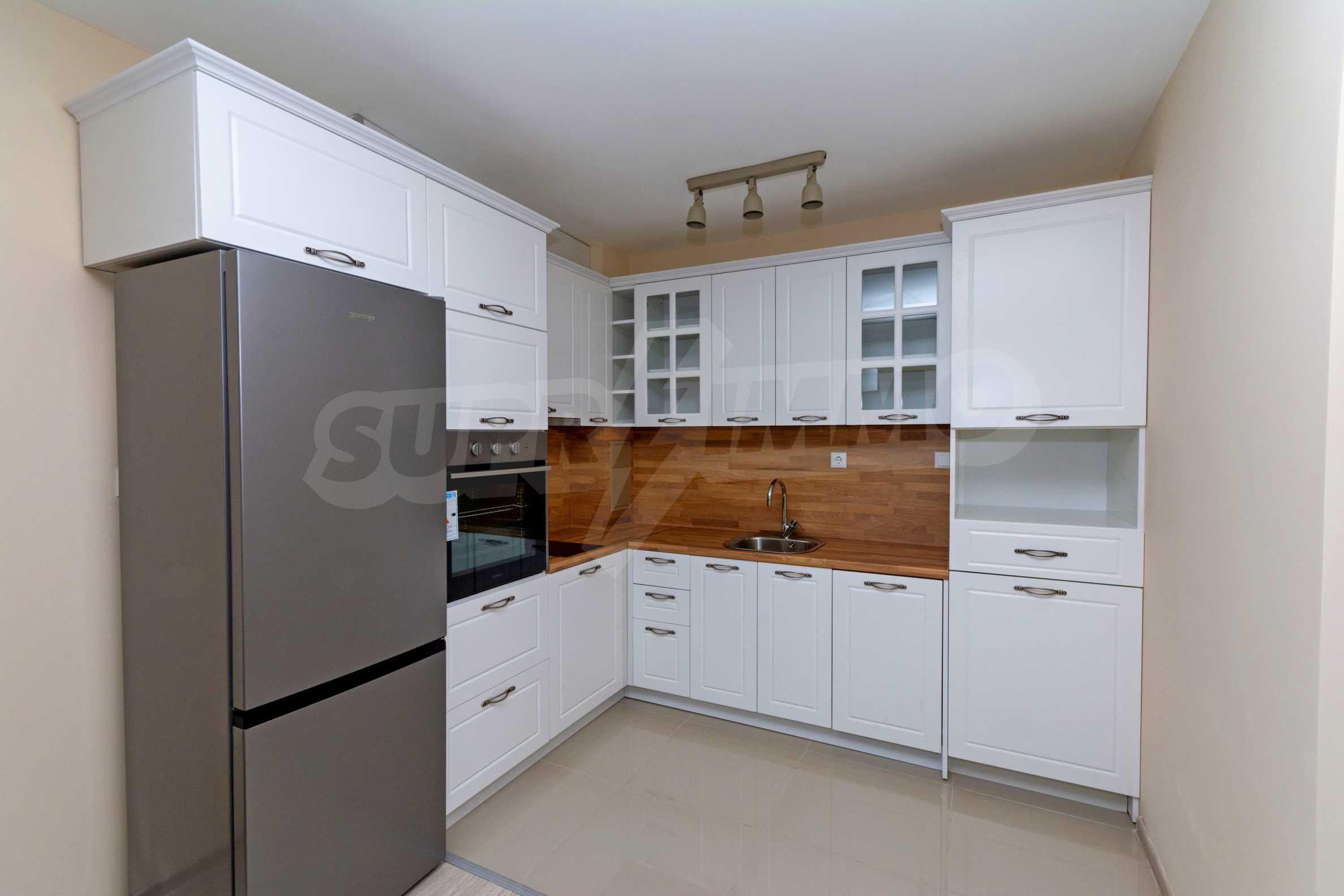 Двустаен апартамент в луксозна жилищна сграда на комуникативна локация в гр.Пловдив 3