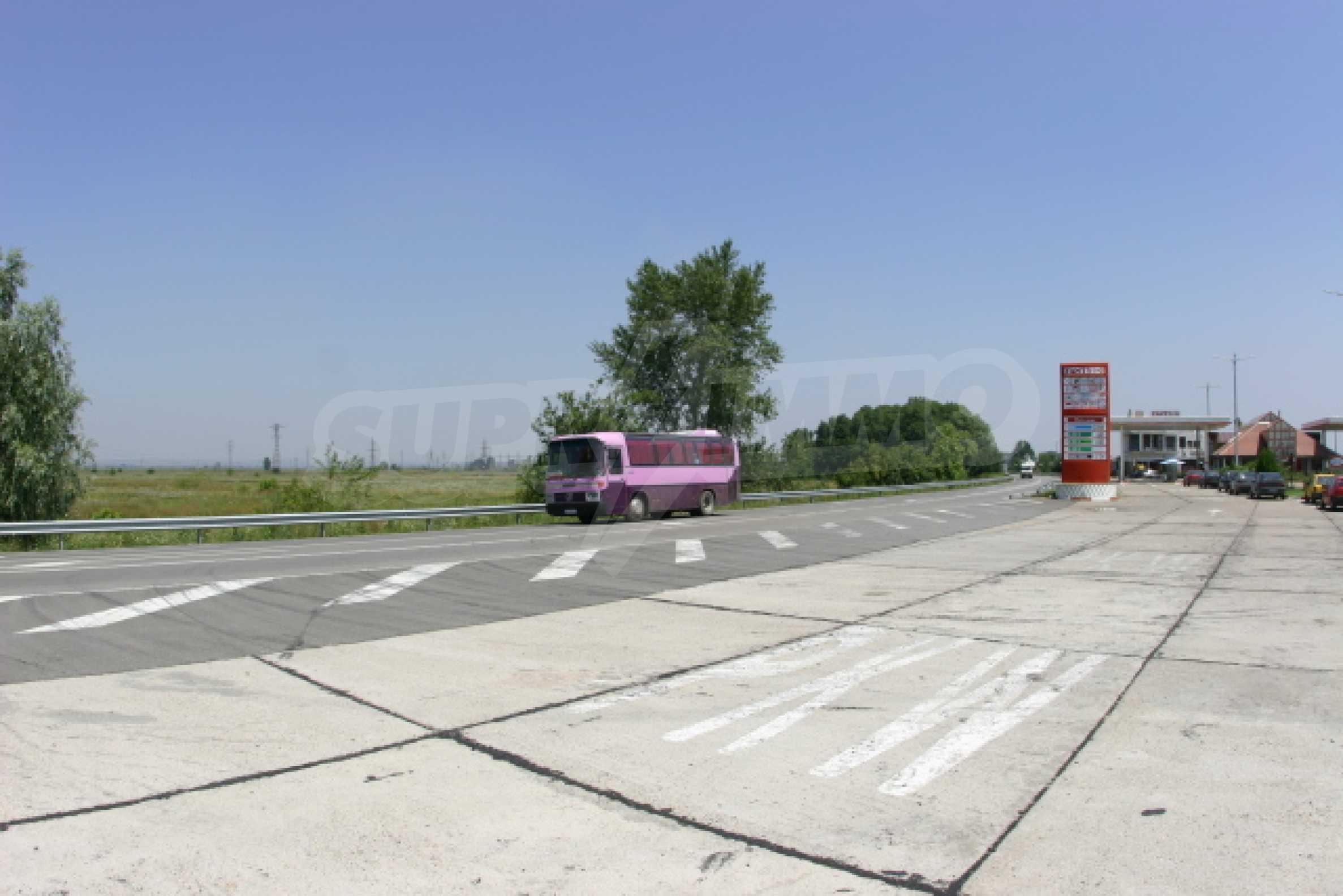 Индустриален парцел близо до Видин 5