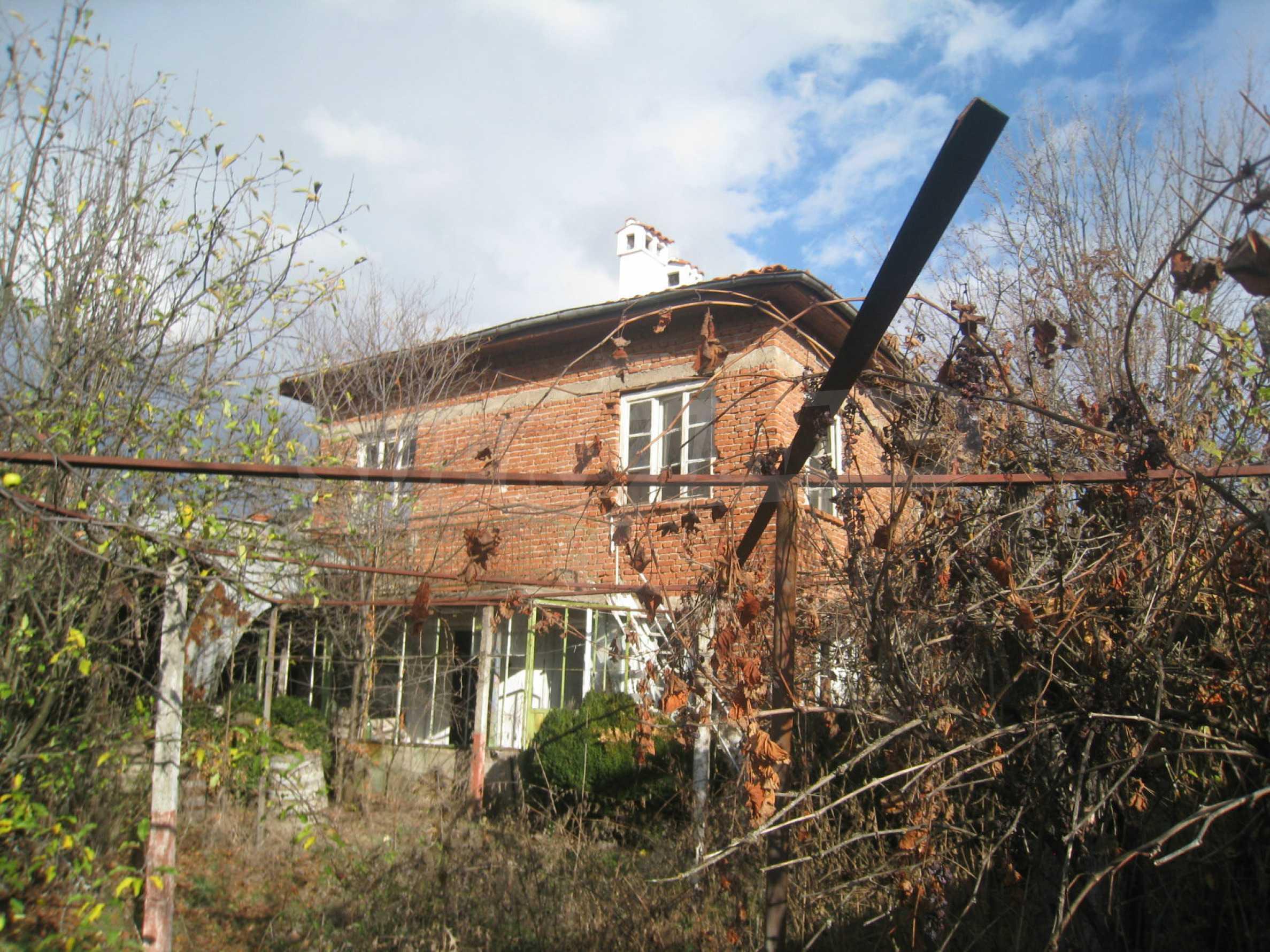 Дом на продажу недалеко от города Кюстендил 43
