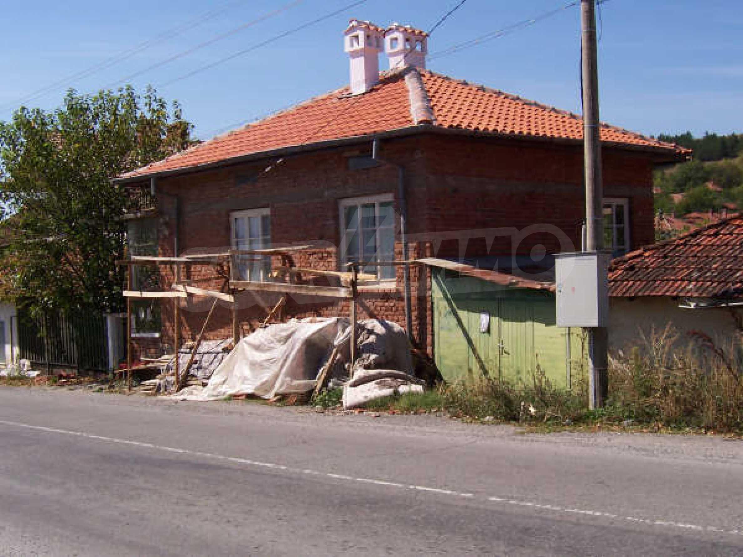 Дом на продажу недалеко от города Кюстендил 5