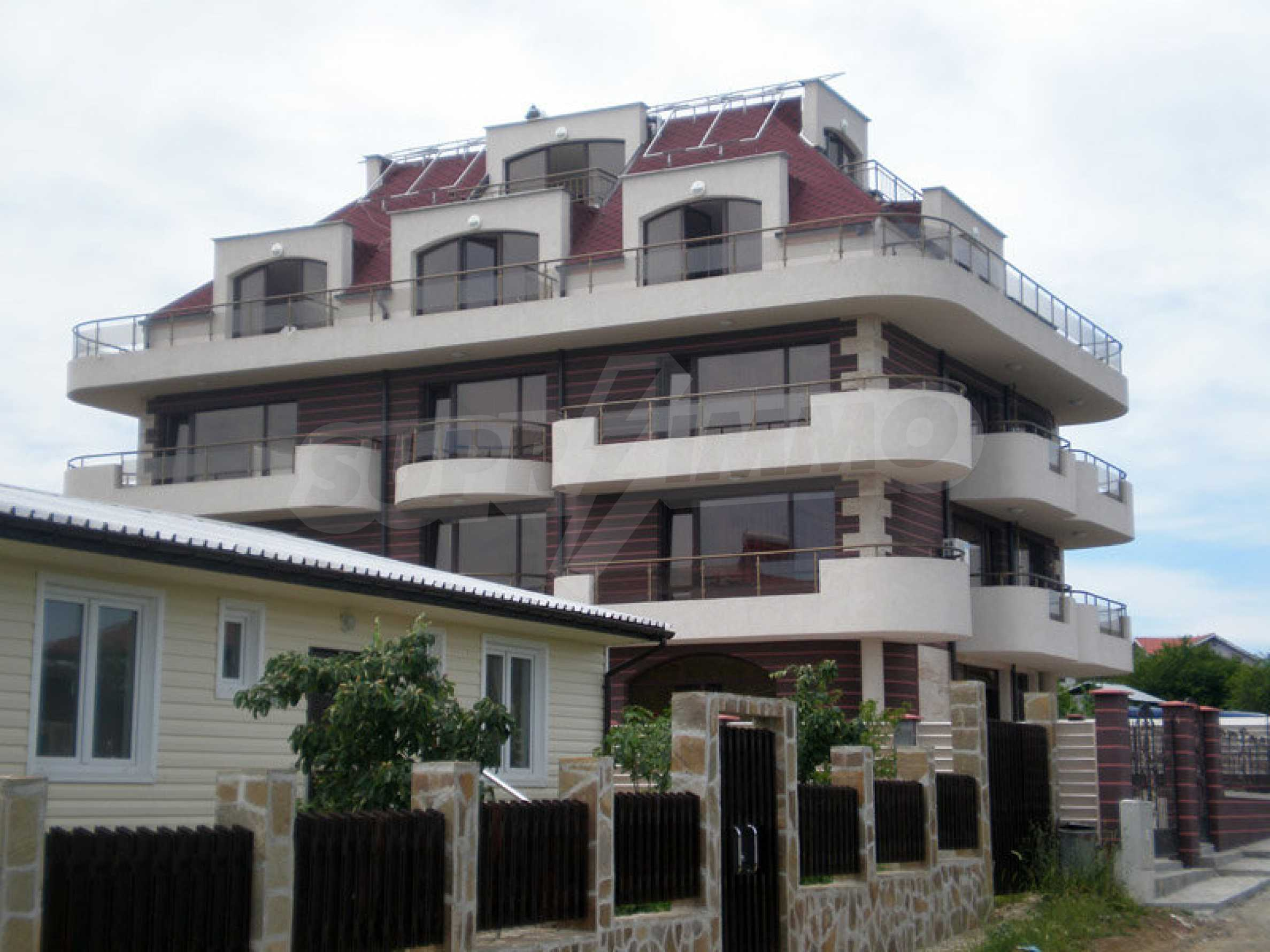 Hotel for sale in Rezovo