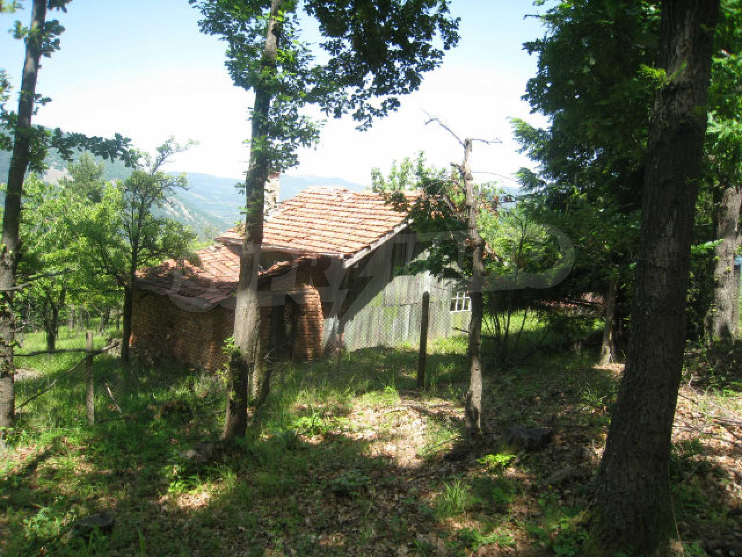 Plot for sale in villa area of Svoge 2
