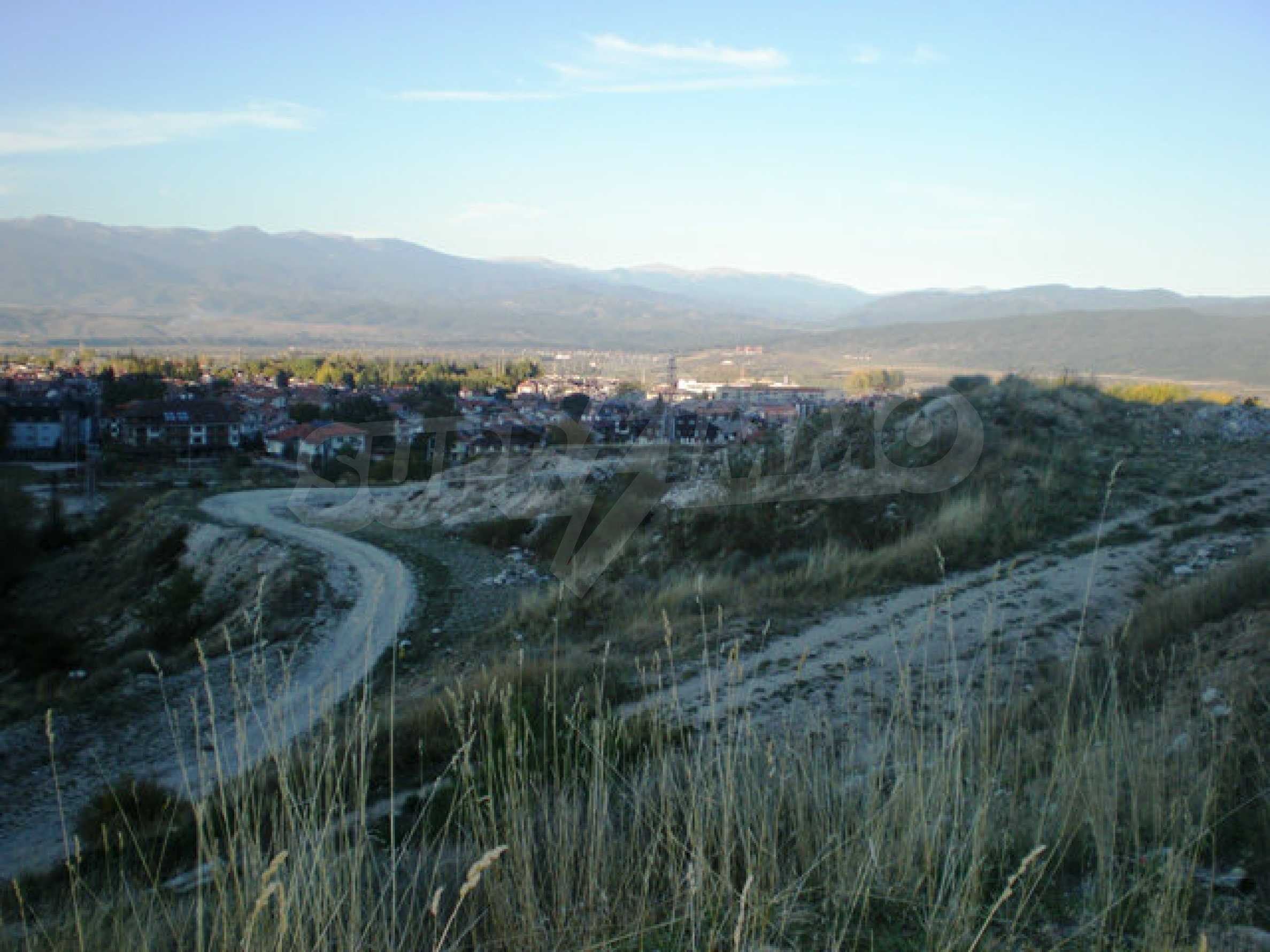 Regulated plot with investment project for construction of apart-hotel in Bansko 9