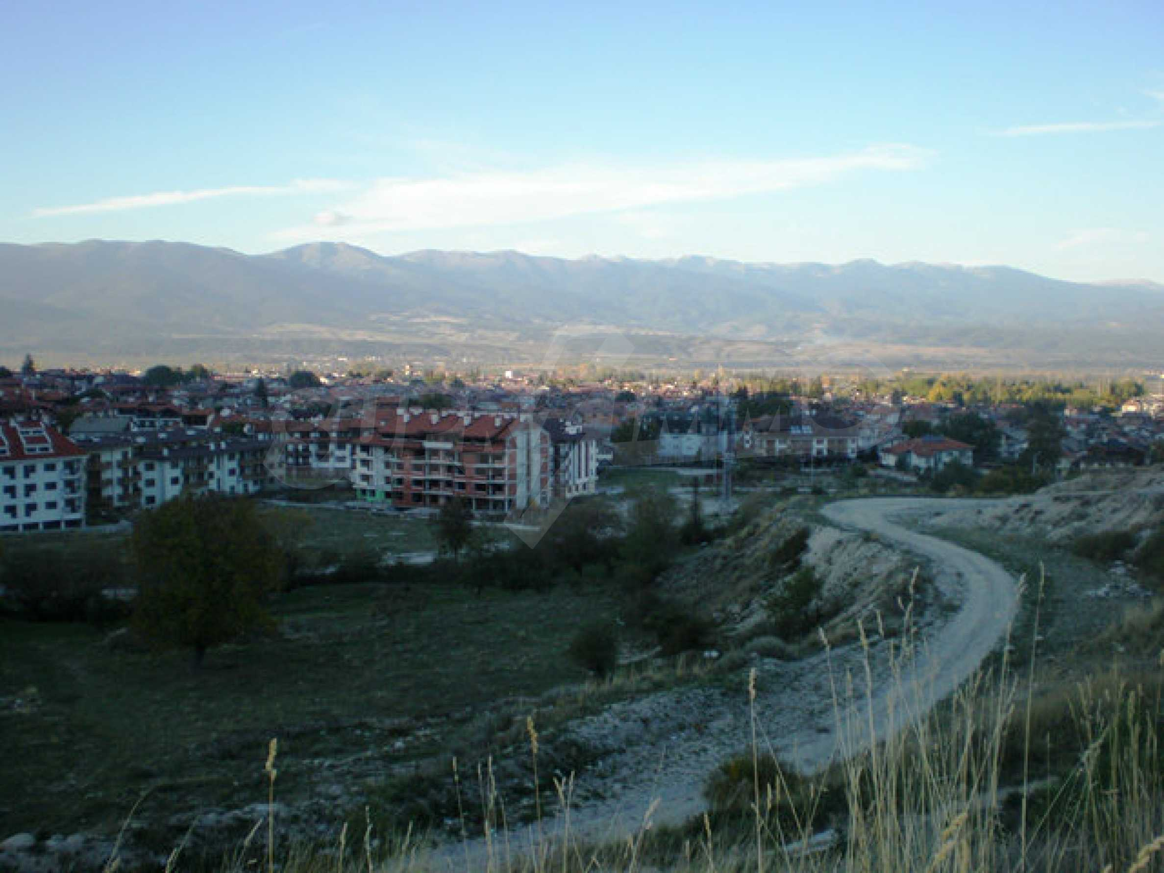 Regulated plot with investment project for construction of apart-hotel in Bansko 10