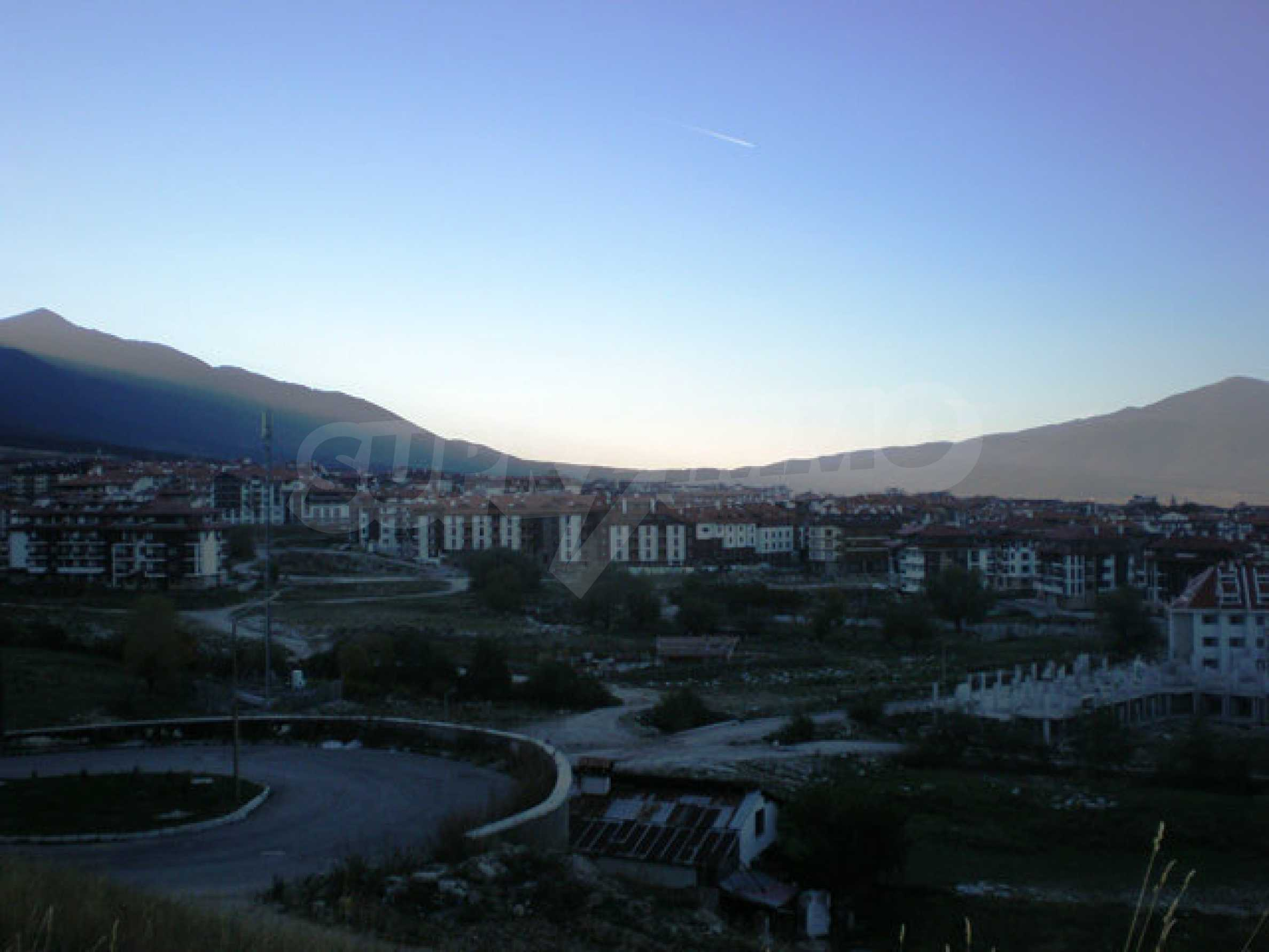 Regulated plot with investment project for construction of apart-hotel in Bansko 11