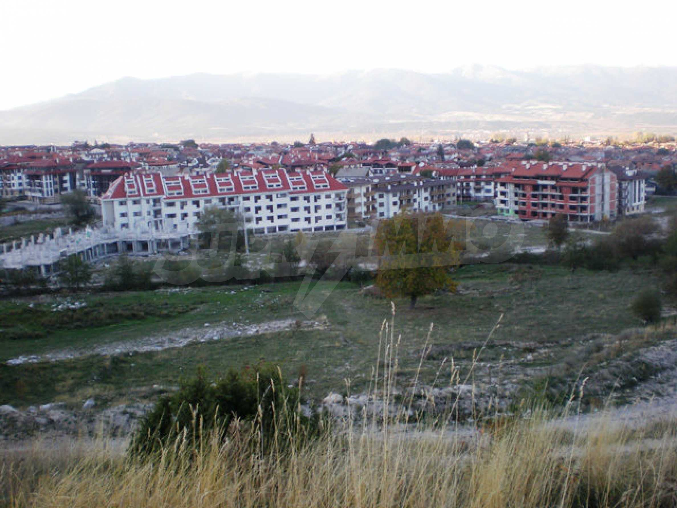 Regulated plot with investment project for construction of apart-hotel in Bansko 14