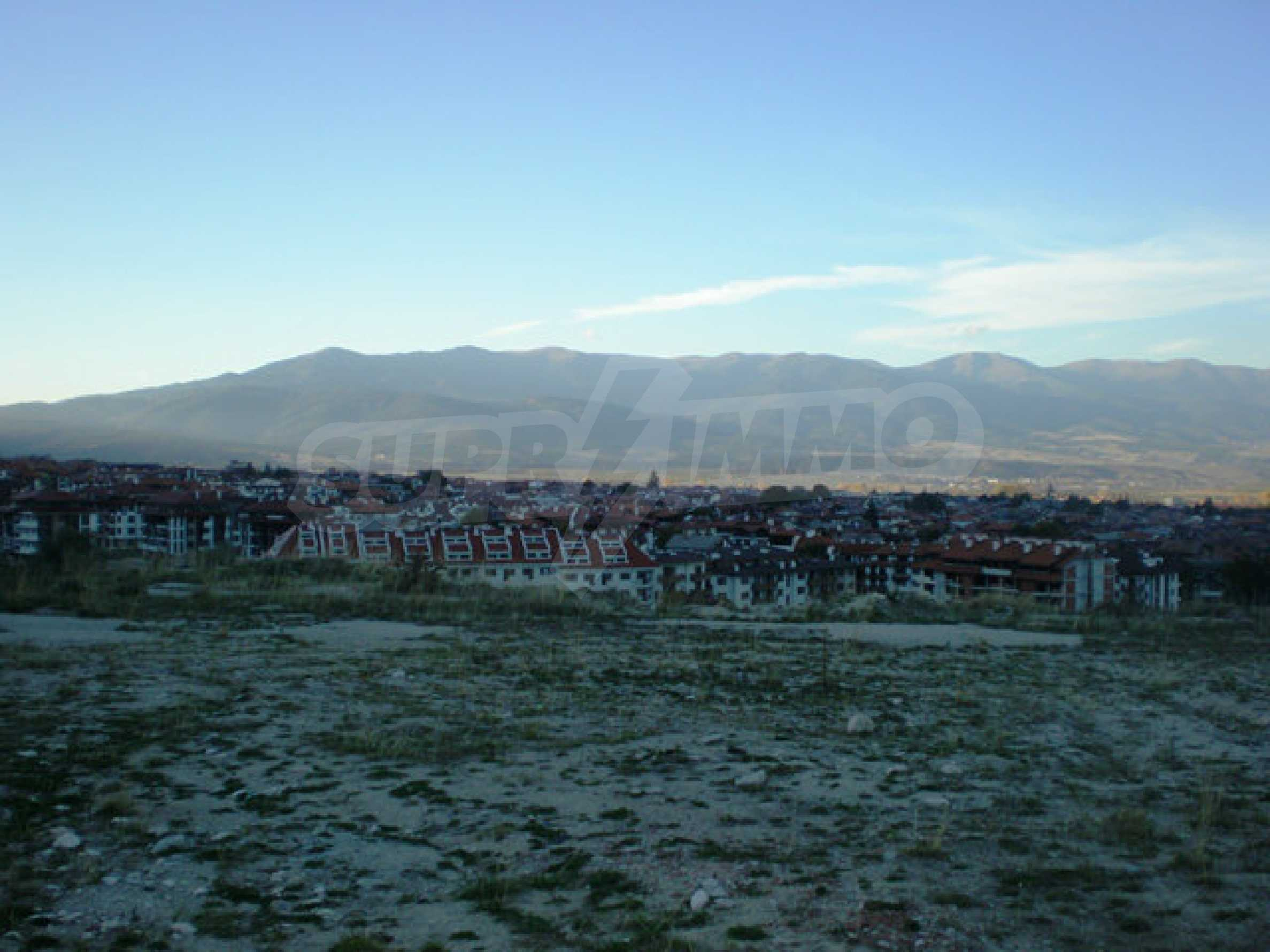 Regulated plot with investment project for construction of apart-hotel in Bansko 15