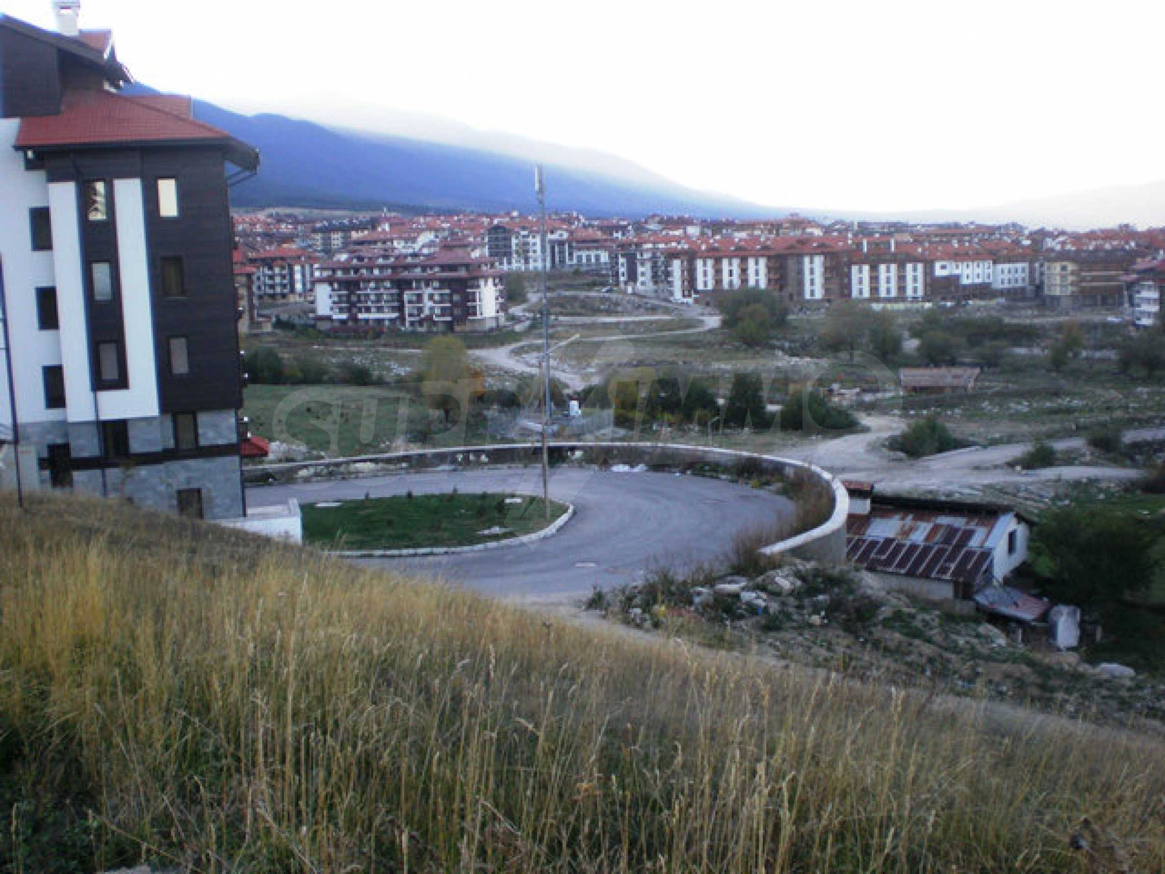 Regulated plot with investment project for construction of apart-hotel in Bansko 16