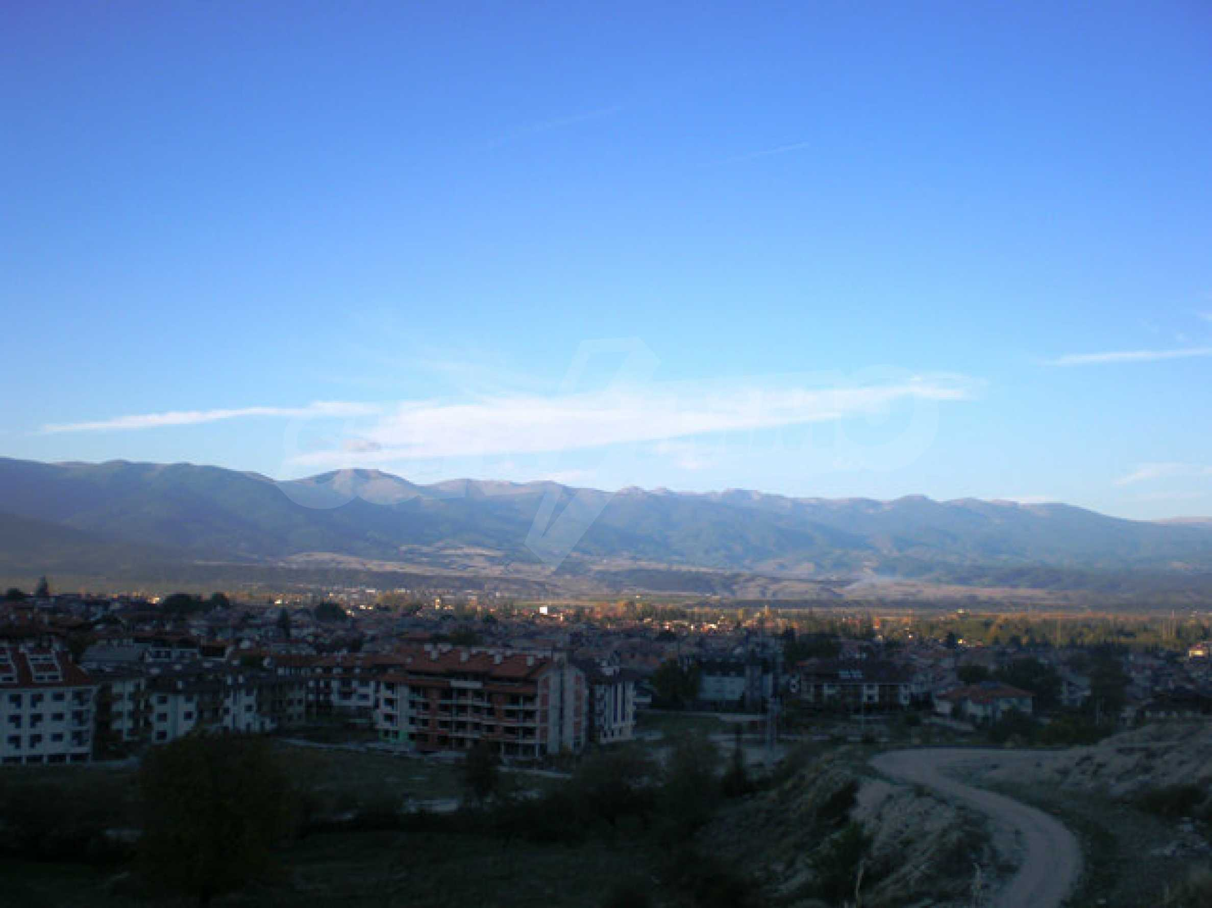 Regulated plot with investment project for construction of apart-hotel in Bansko 18