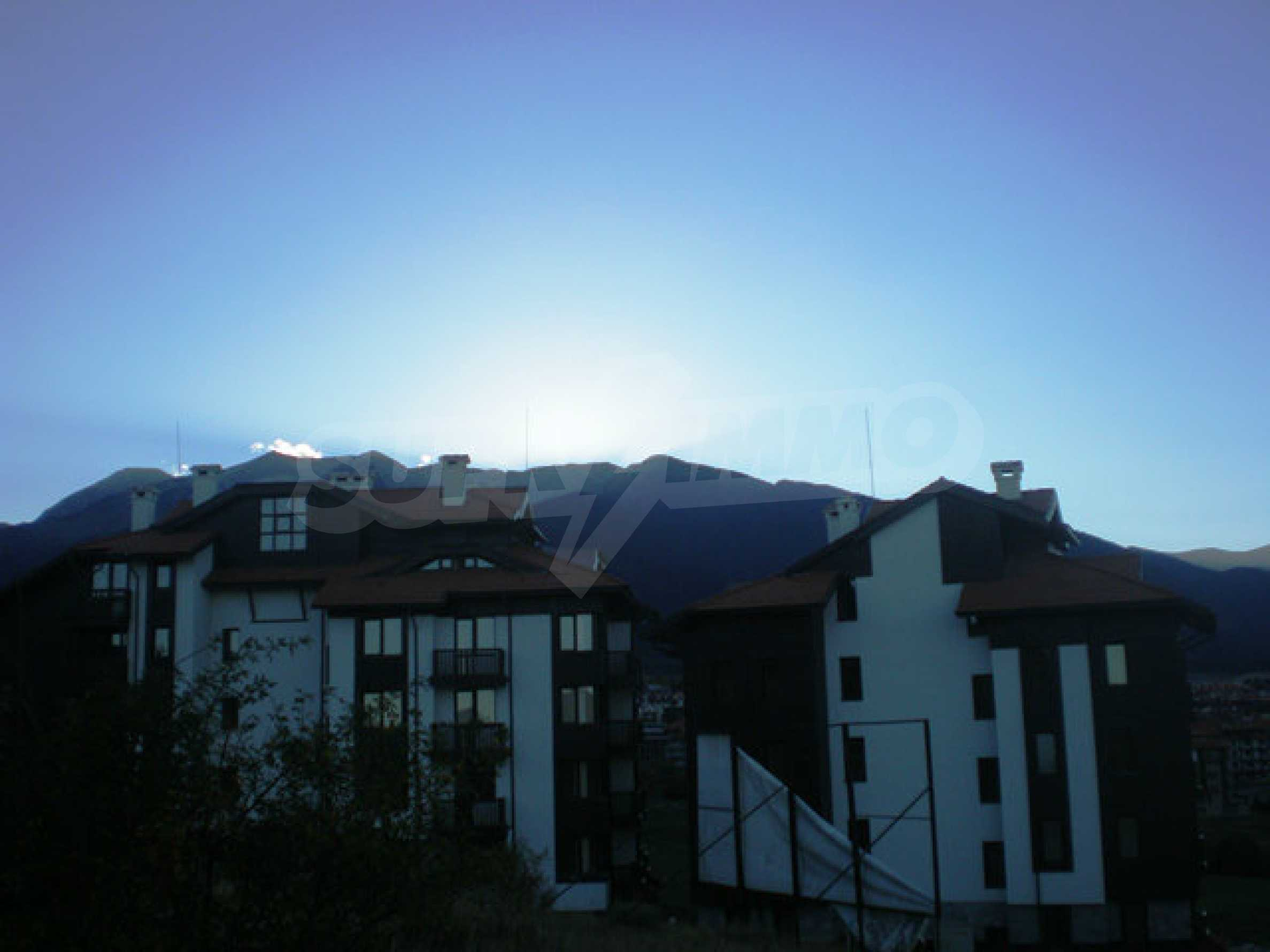 Regulated plot with investment project for construction of apart-hotel in Bansko 19