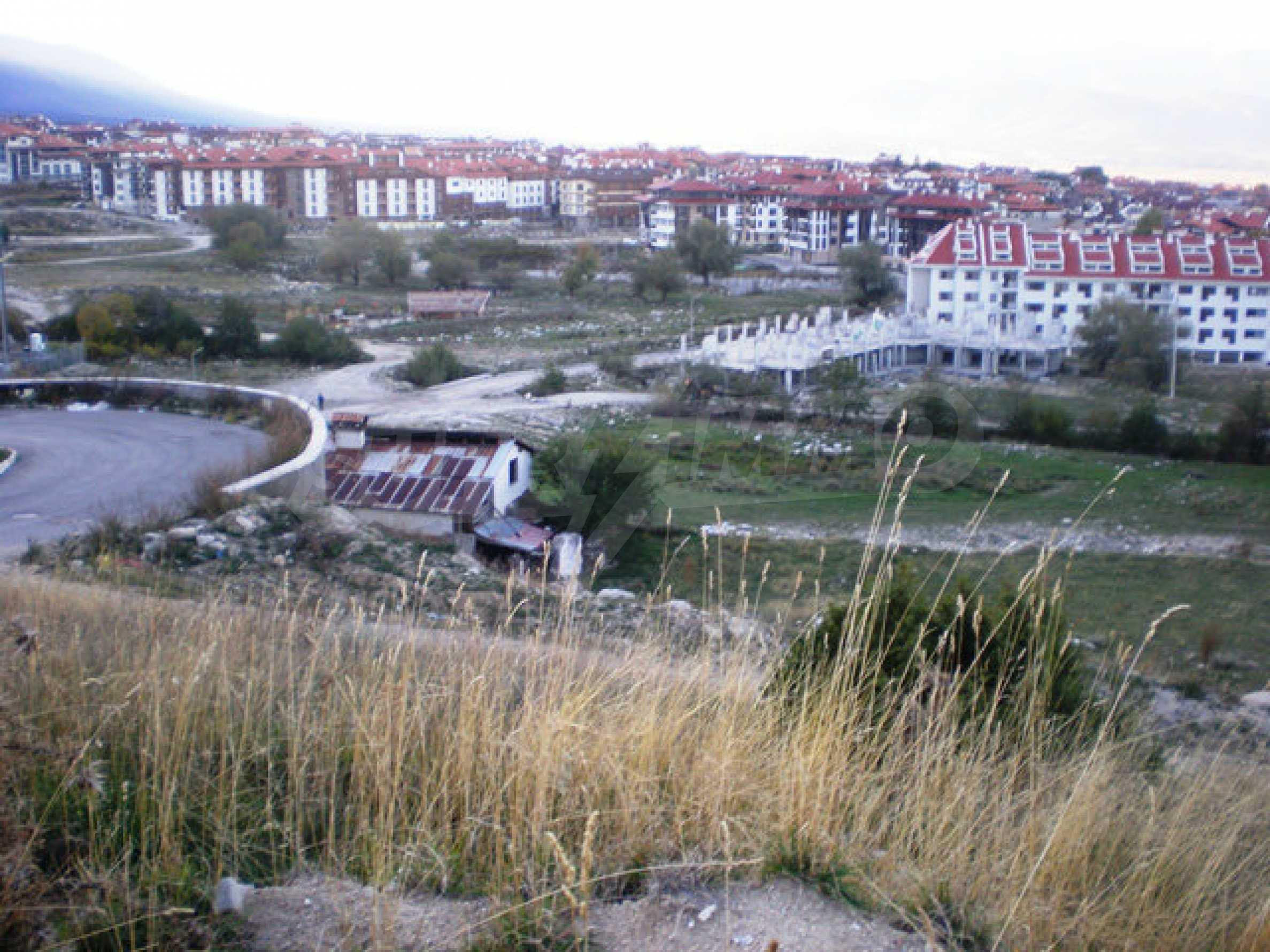 Regulated plot with investment project for construction of apart-hotel in Bansko 7