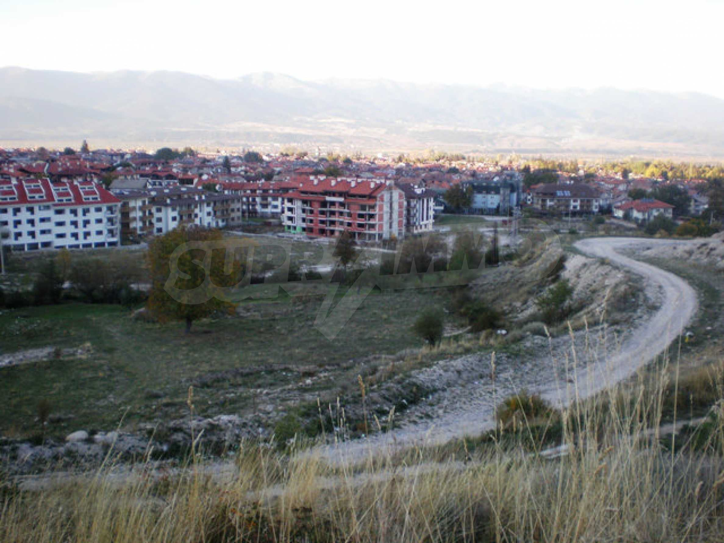 Regulated plot with investment project for construction of apart-hotel in Bansko 8