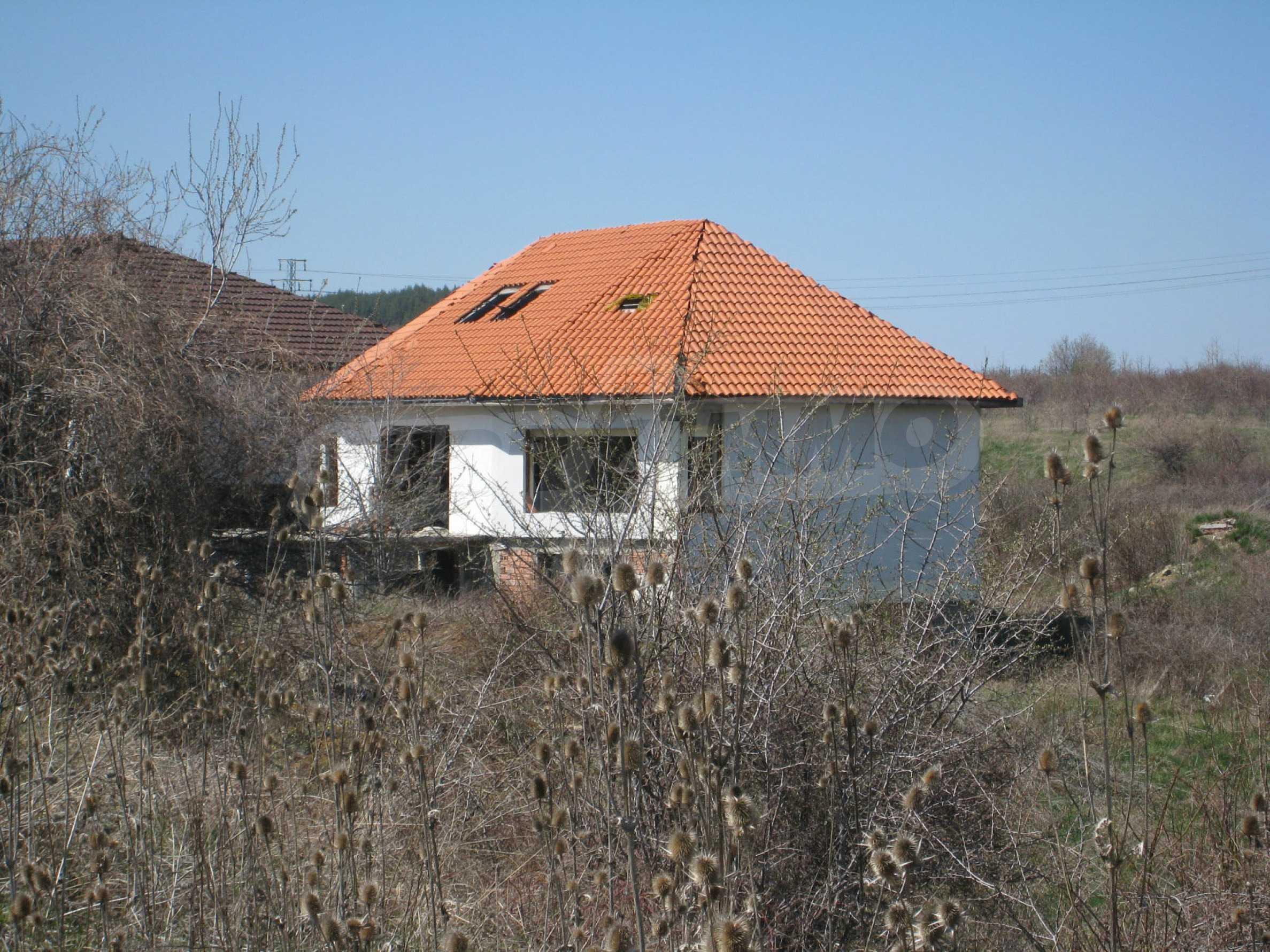 Großes Haus mit Hof 5 km von der Ringstraße in Sofia entfernt