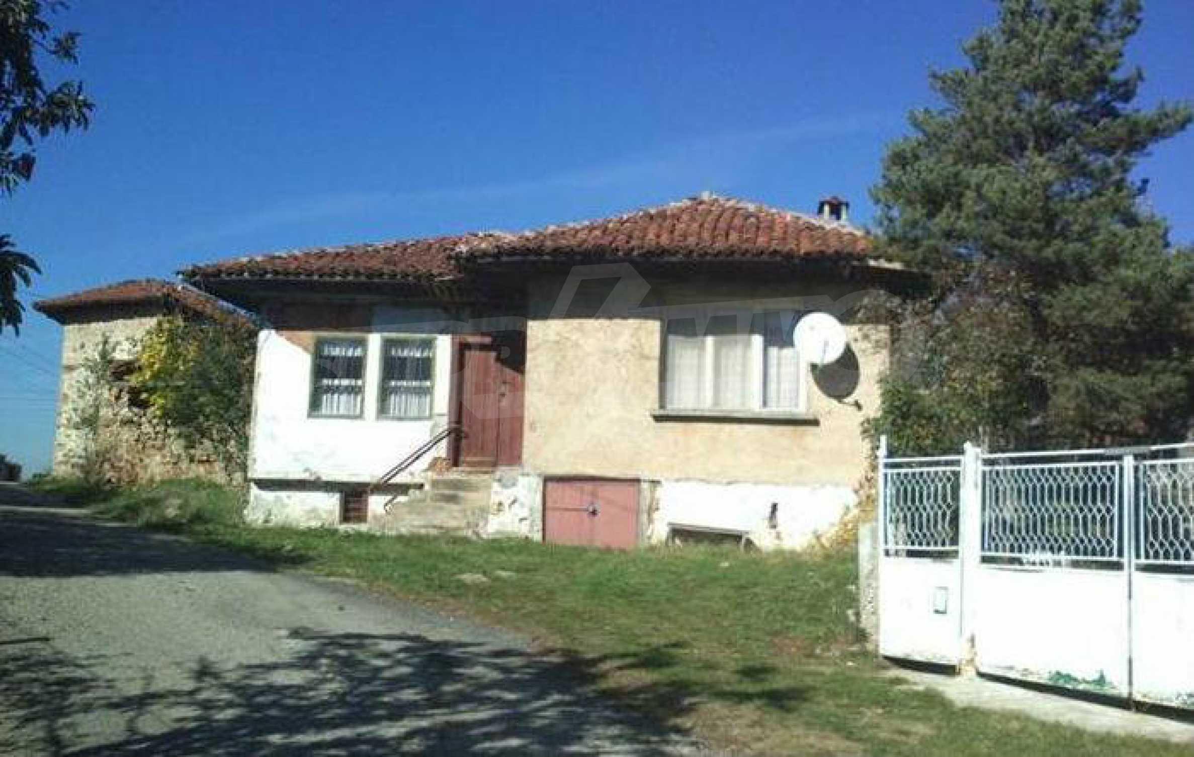 Къща в живописен район на 40 км от София